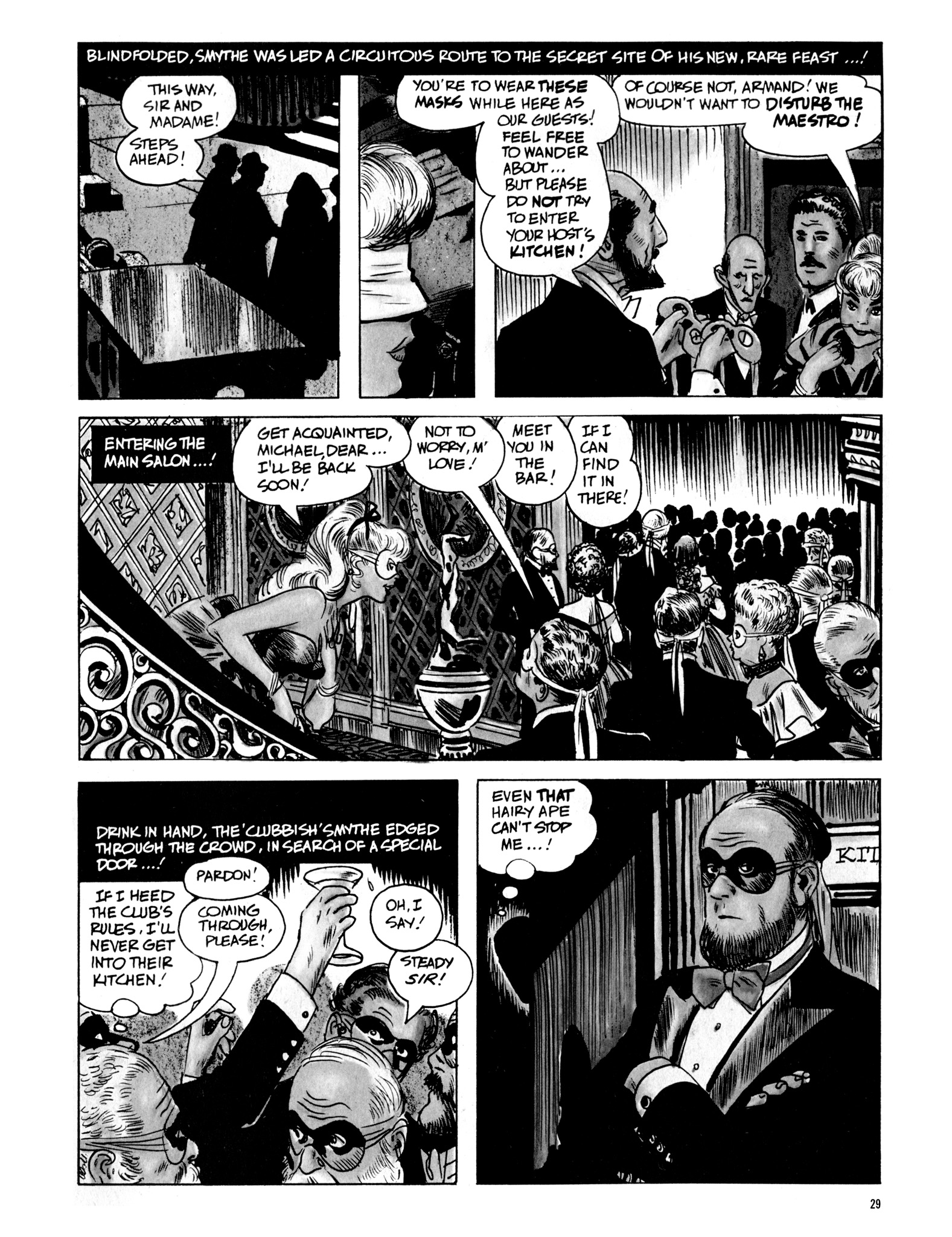 Read online Eerie Archives comic -  Issue # TPB 14 - 30