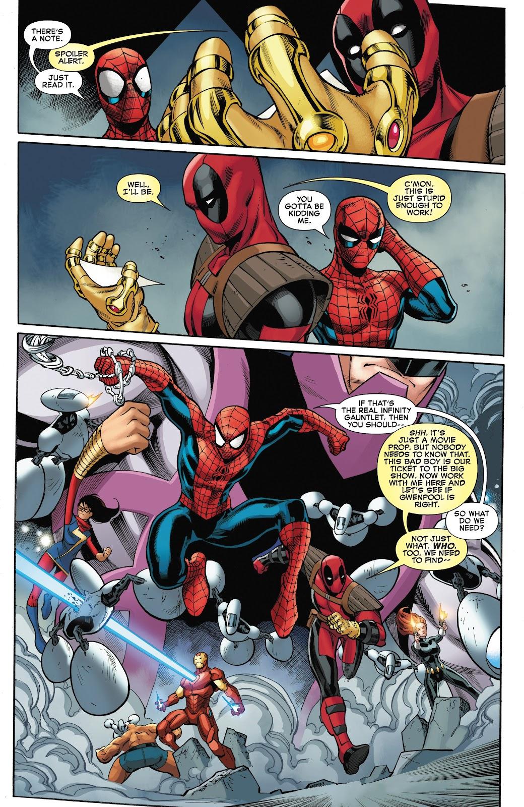 Read online Spider-Man/Deadpool comic -  Issue #49 - 12