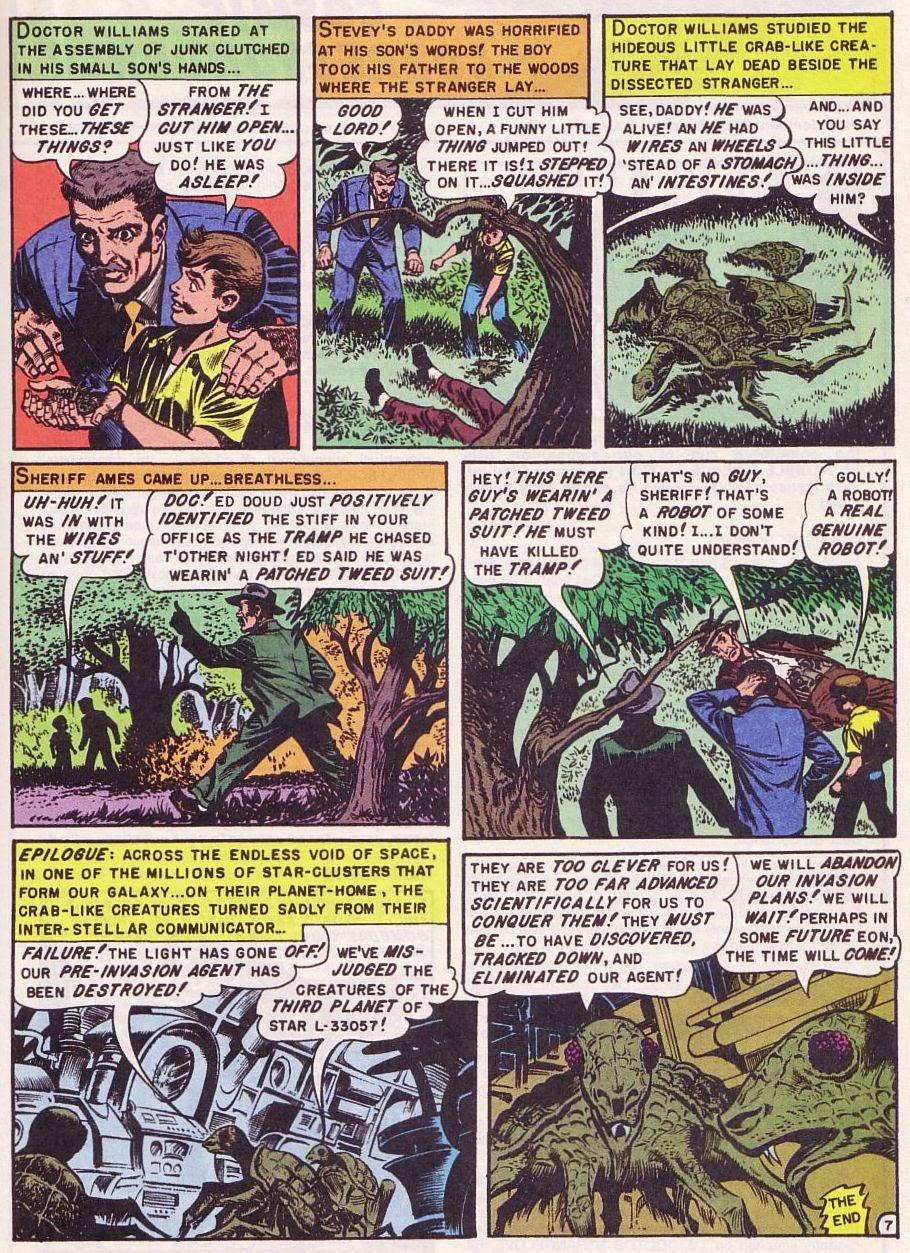 Weird Fantasy (1951) issue 12 - Page 17