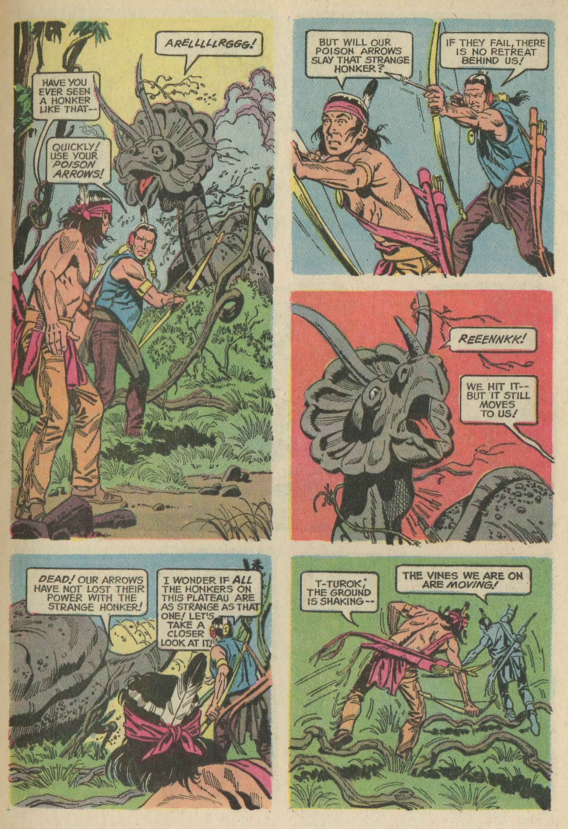 Read online Turok, Son of Stone comic -  Issue #78 - 9