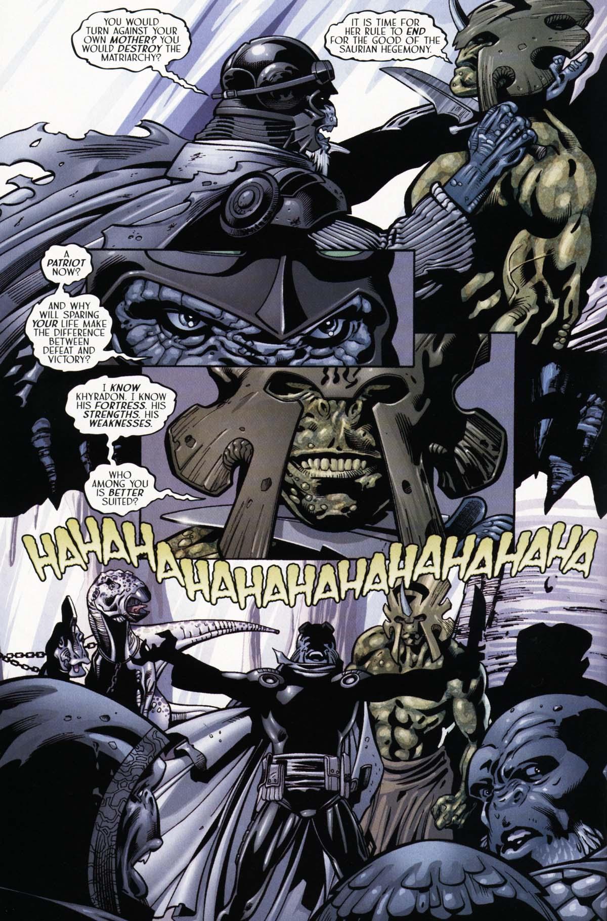 Read online Sigil (2000) comic -  Issue #25 - 8