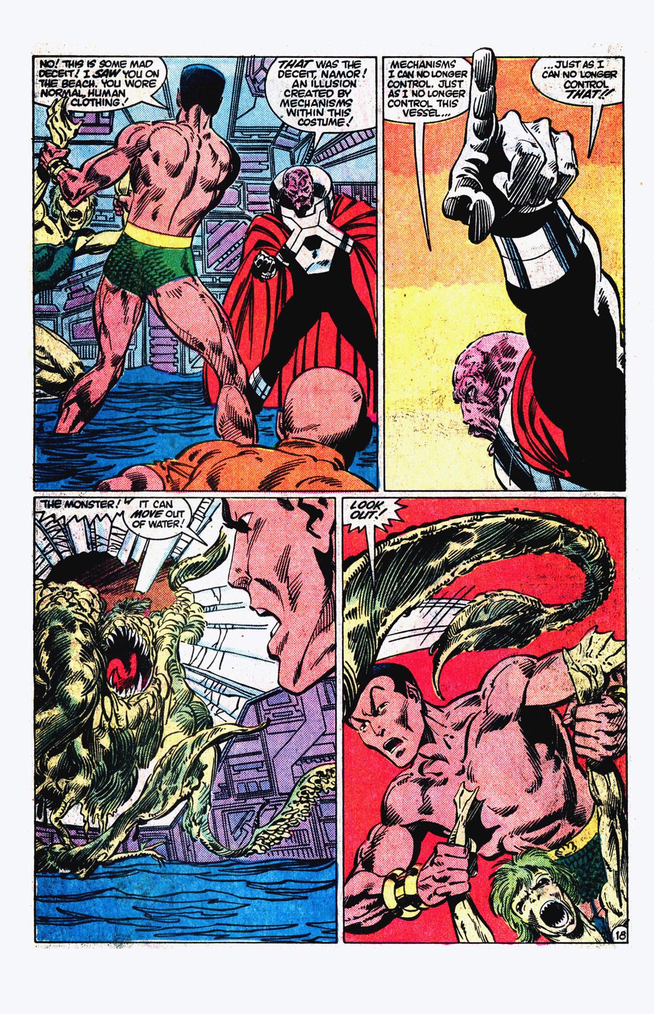Read online Alpha Flight (1983) comic -  Issue #16 - 19