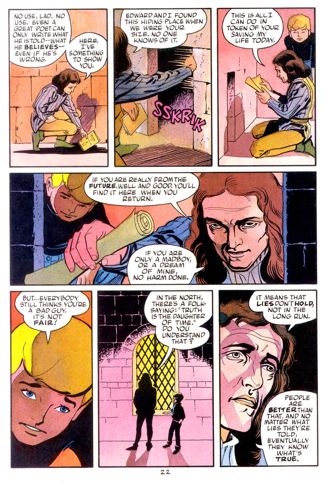 Jonny Quest (1986) issue 10 - Page 24