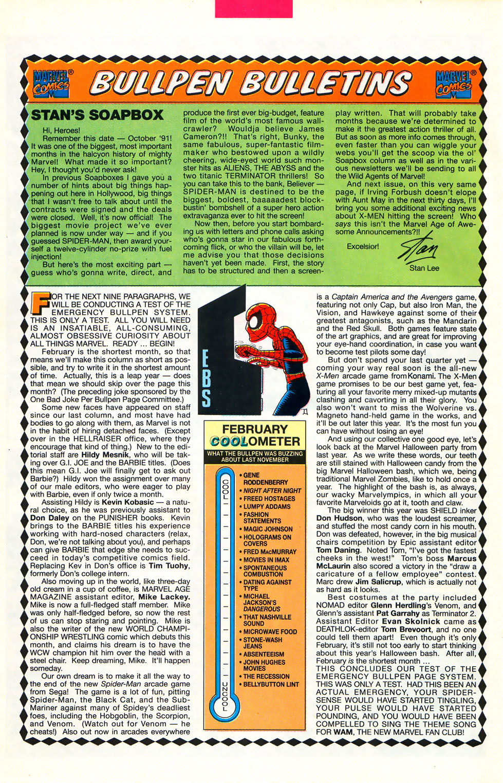 Read online Alpha Flight (1983) comic -  Issue #107 - 19