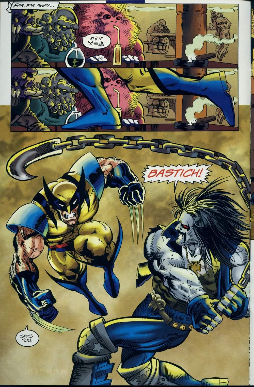 Read online DC Versus Marvel Comics comic -  Issue #3 - 19