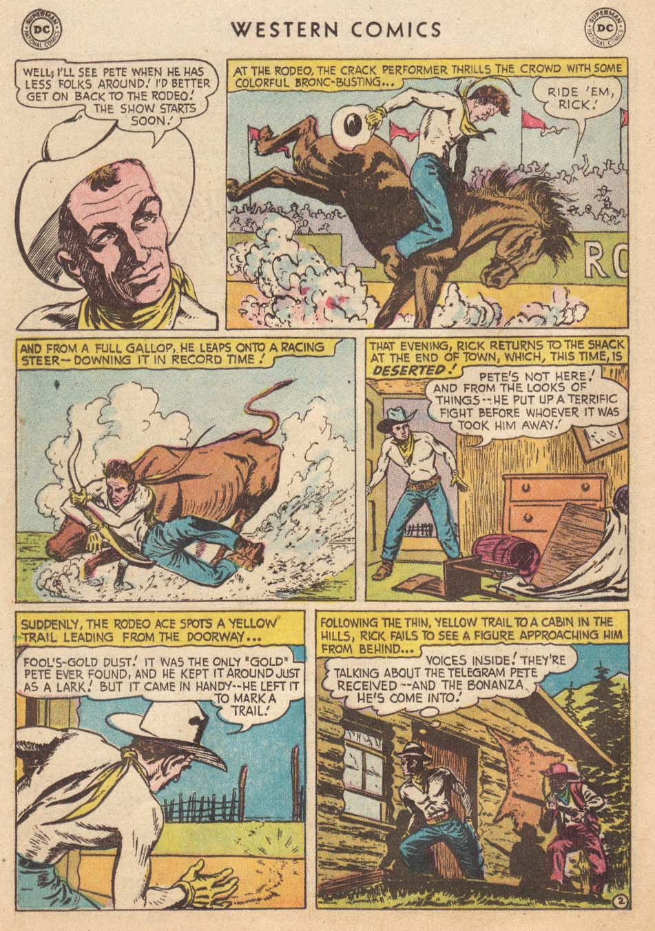 Western Comics issue 51 - Page 19