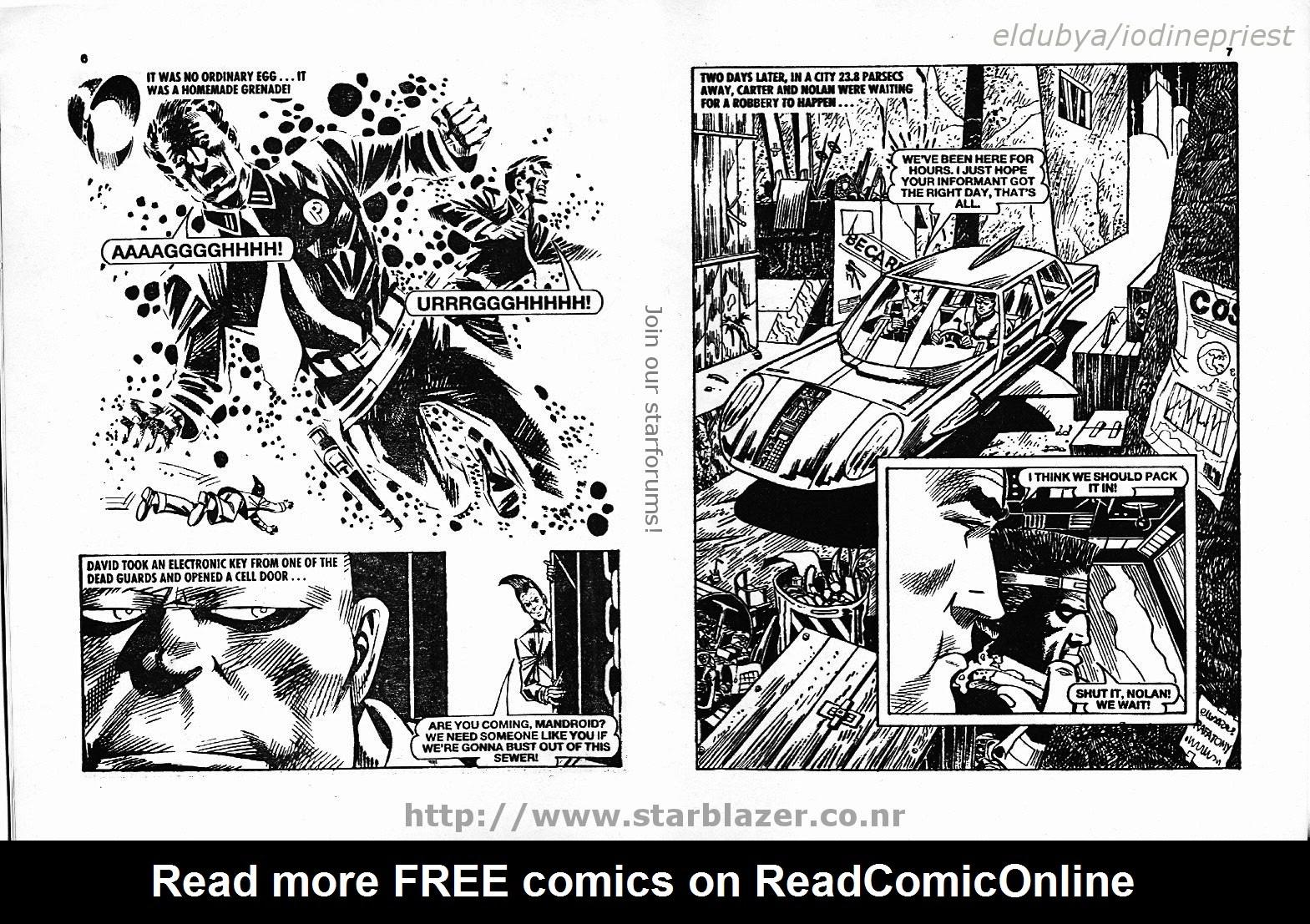 Starblazer issue 280 - Page 5
