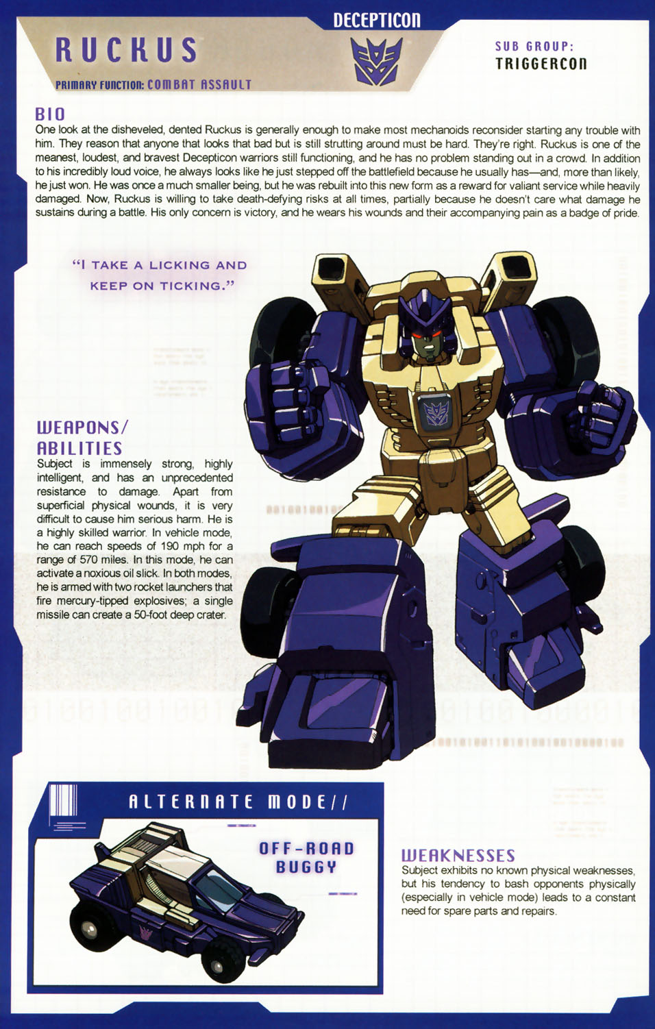 Read online Transformers: More than Meets the Eye comic -  Issue #5 - 43