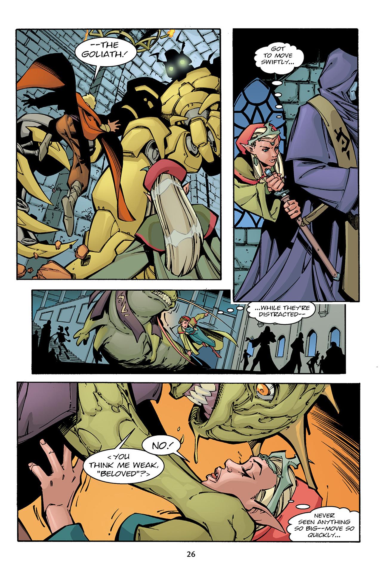 Read online Star Wars Omnibus comic -  Issue # Vol. 10 - 25