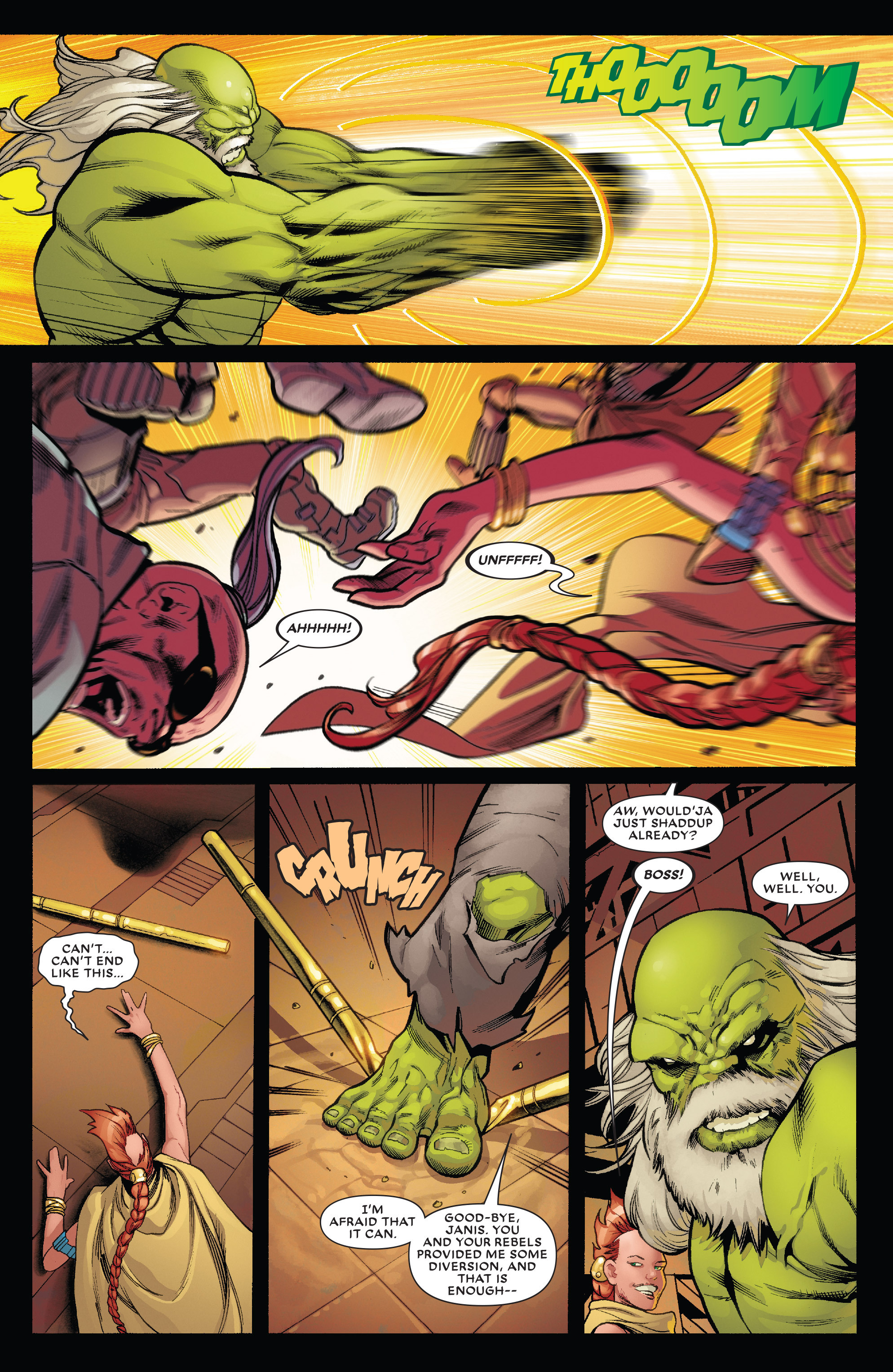 Read online Future Imperfect comic -  Issue #1 - 20