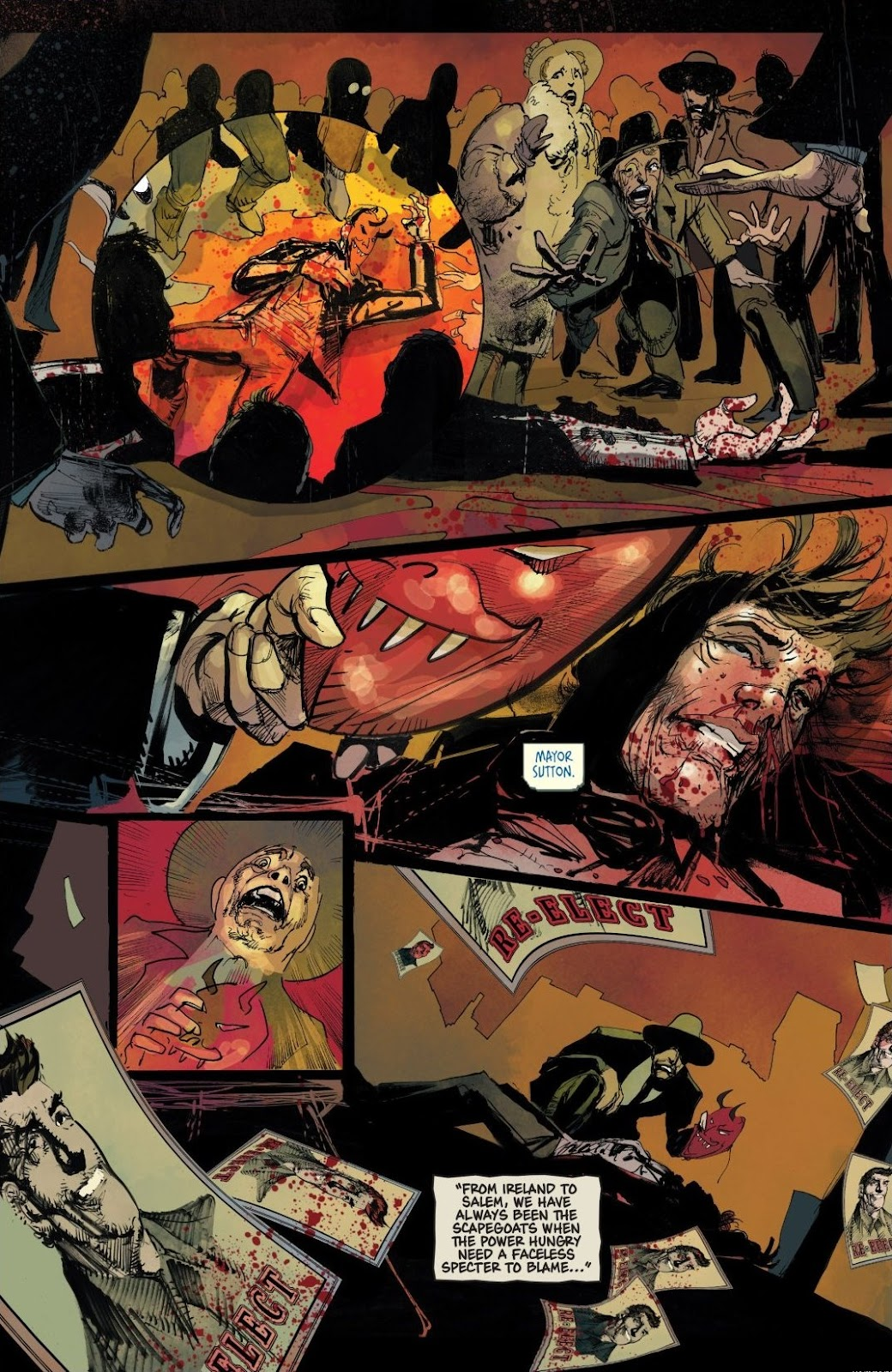 Read online Trick 'r Treat: Days of the Dead comic -  Issue # TPB - 97