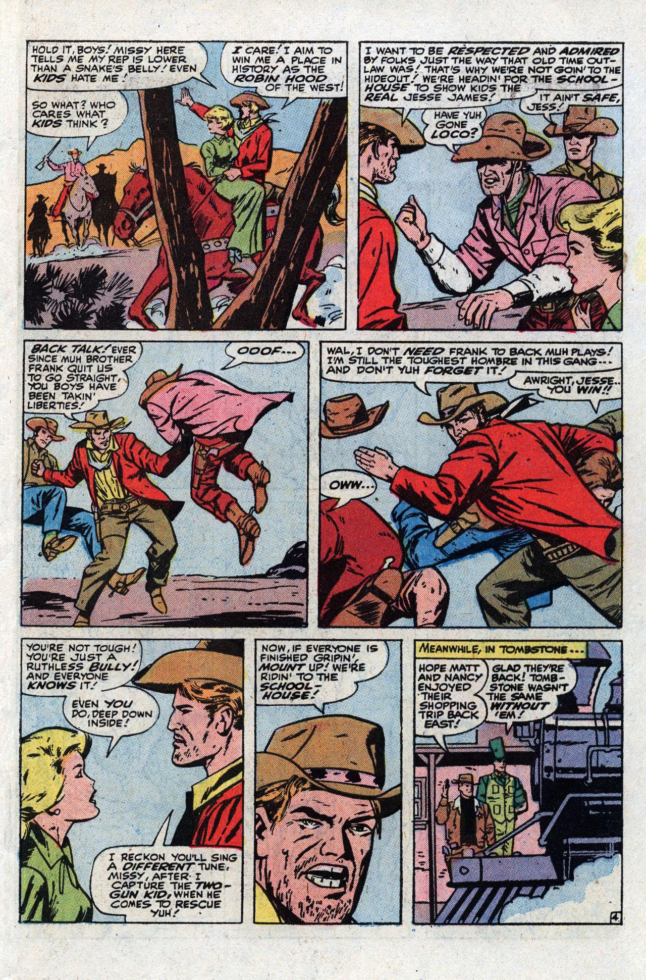 Read online Two-Gun Kid comic -  Issue #111 - 7
