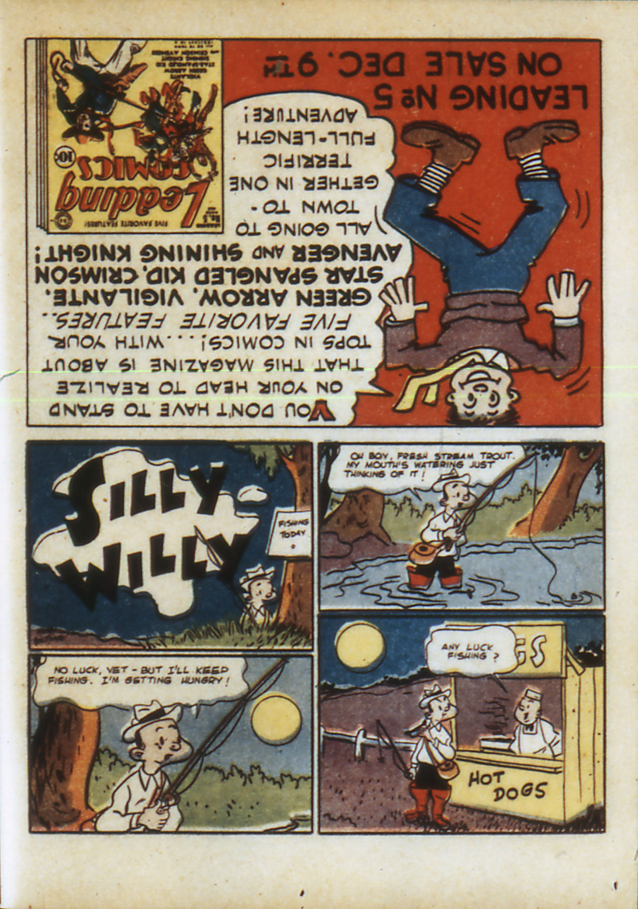 Read online Adventure Comics (1938) comic -  Issue #82 - 26