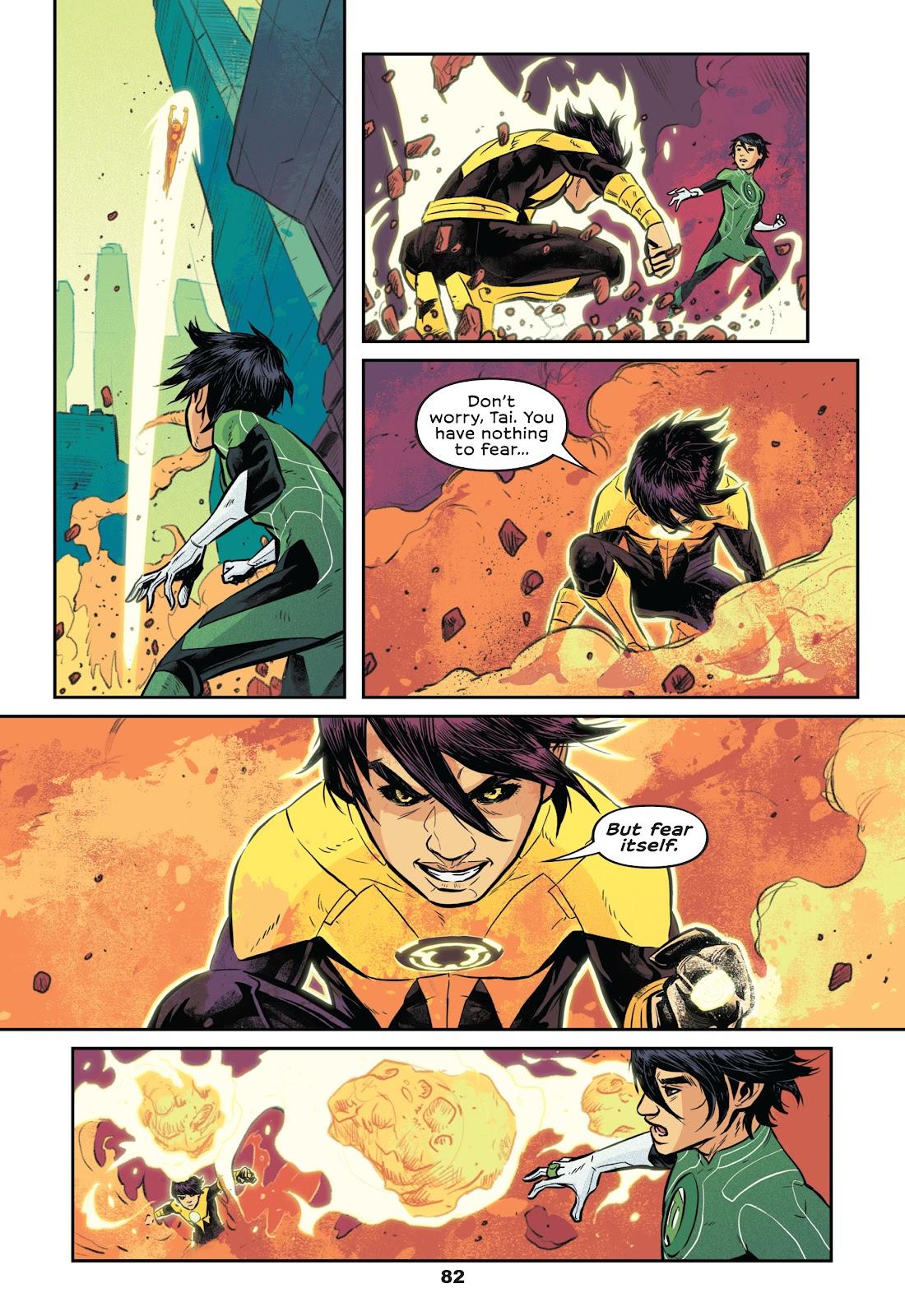 Read online Green Lantern: Legacy comic -  Issue # TPB - 80