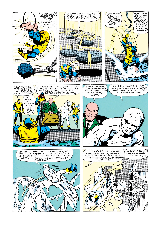Read online Uncanny X-Men (1963) comic -  Issue #4 - 3