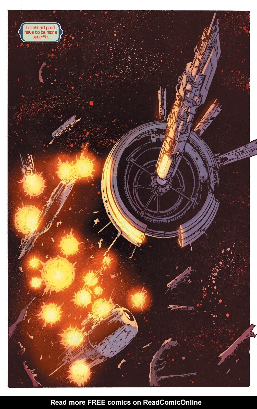 Read online Vindication comic -  Issue #3 - 28
