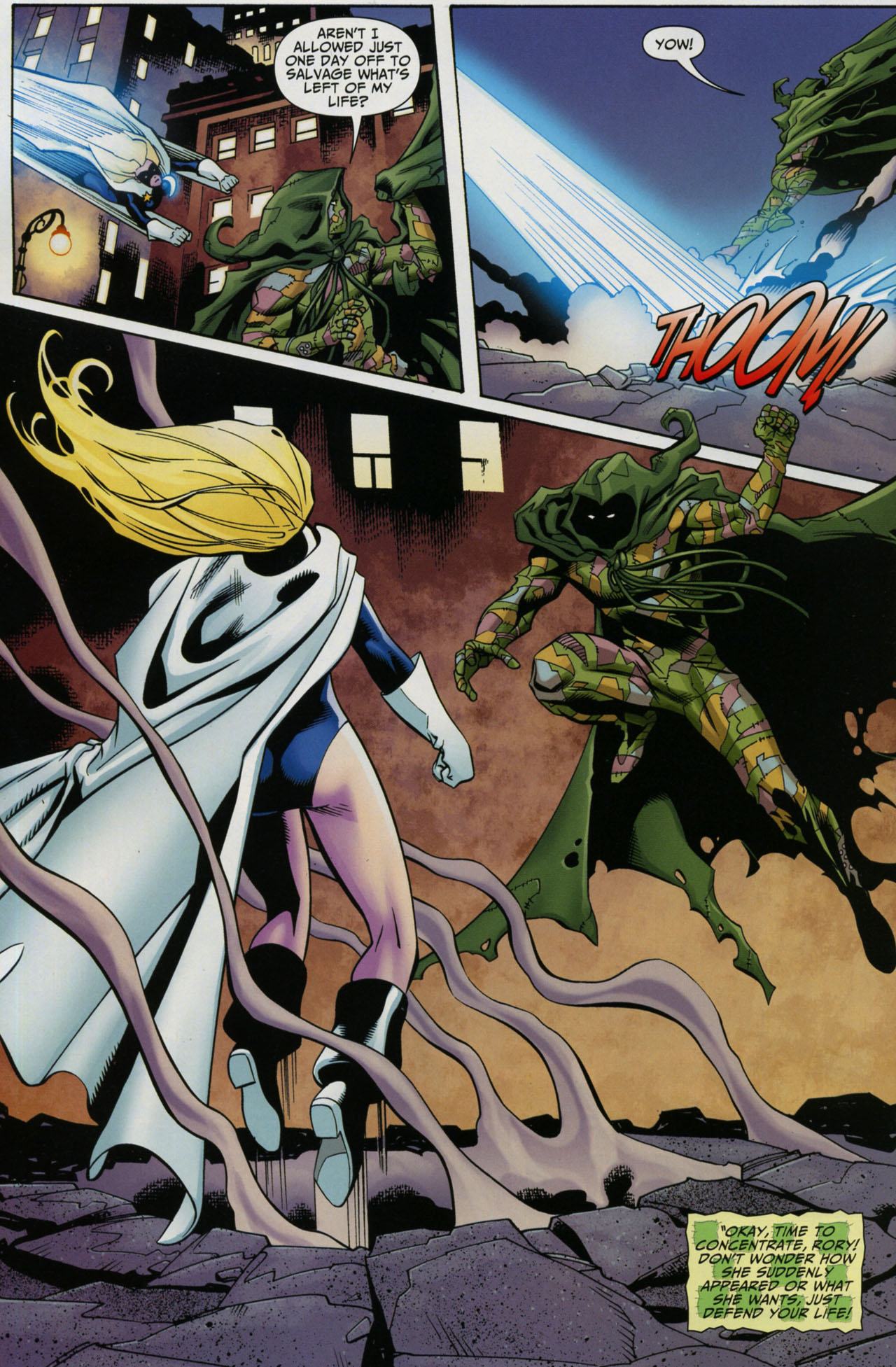 Read online Shadowpact comic -  Issue #5 - 19