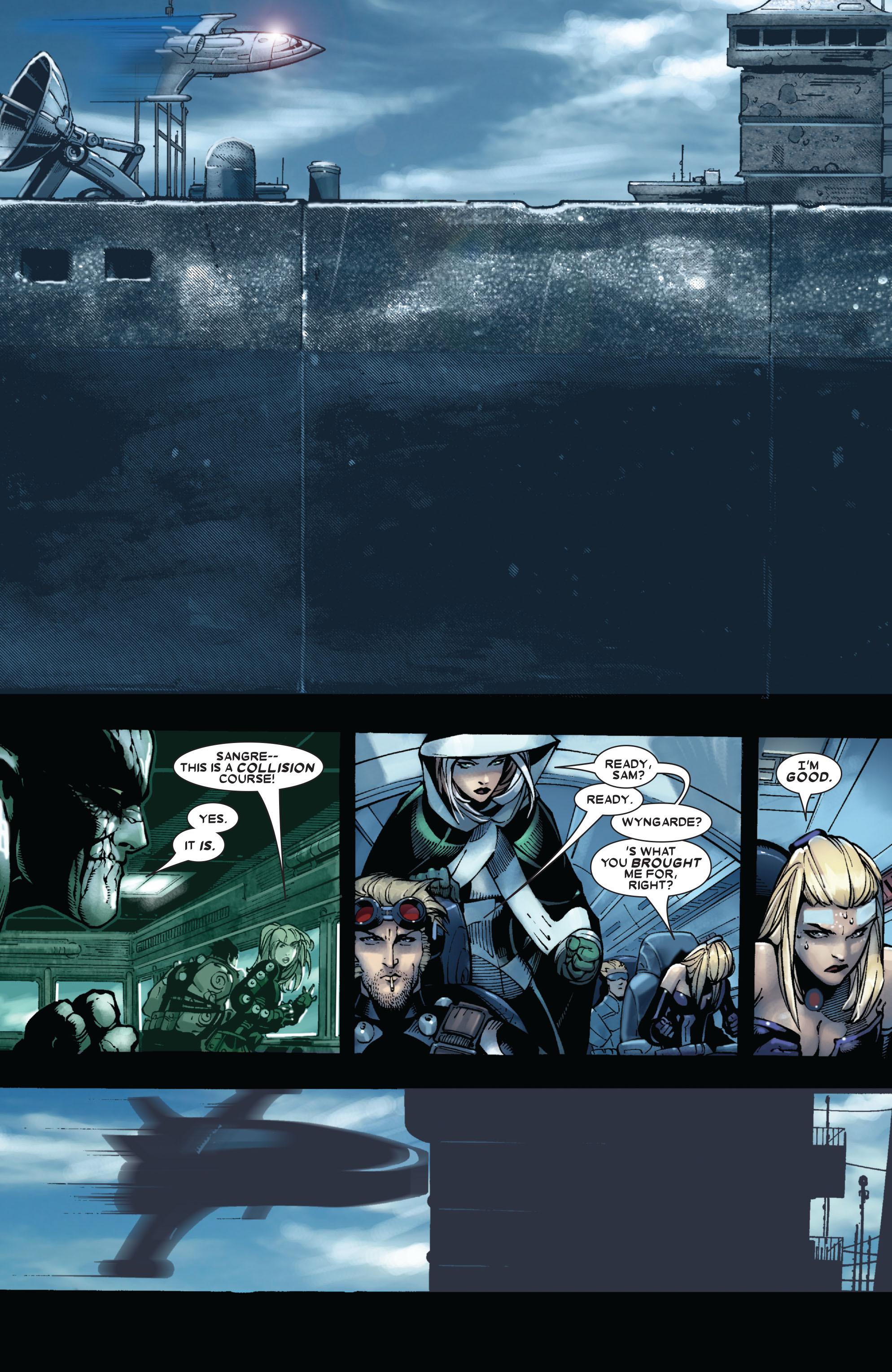 X-Men (1991) 192 Page 16