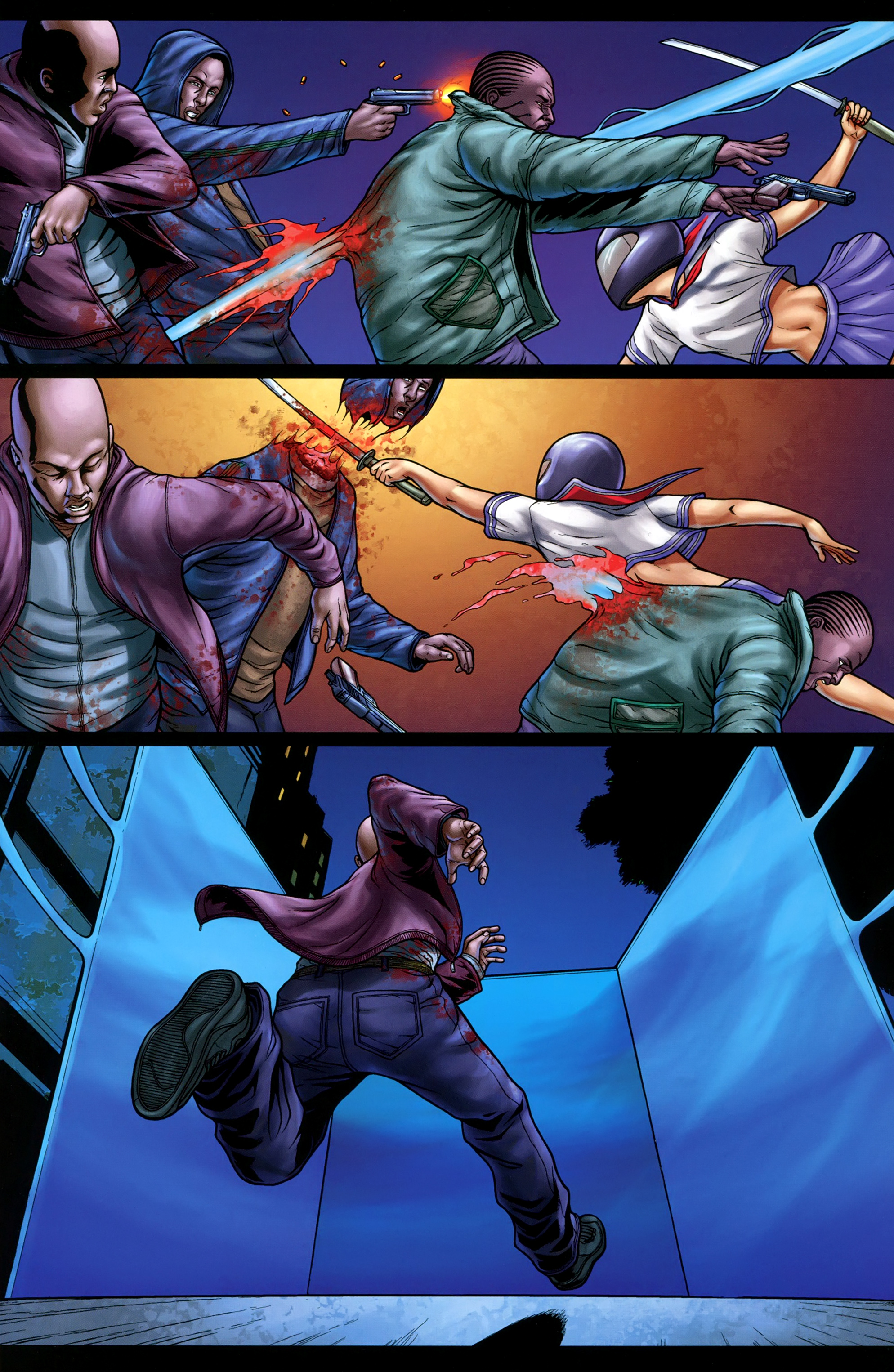 Read online Absolution: Rubicon comic -  Issue #3 - 19