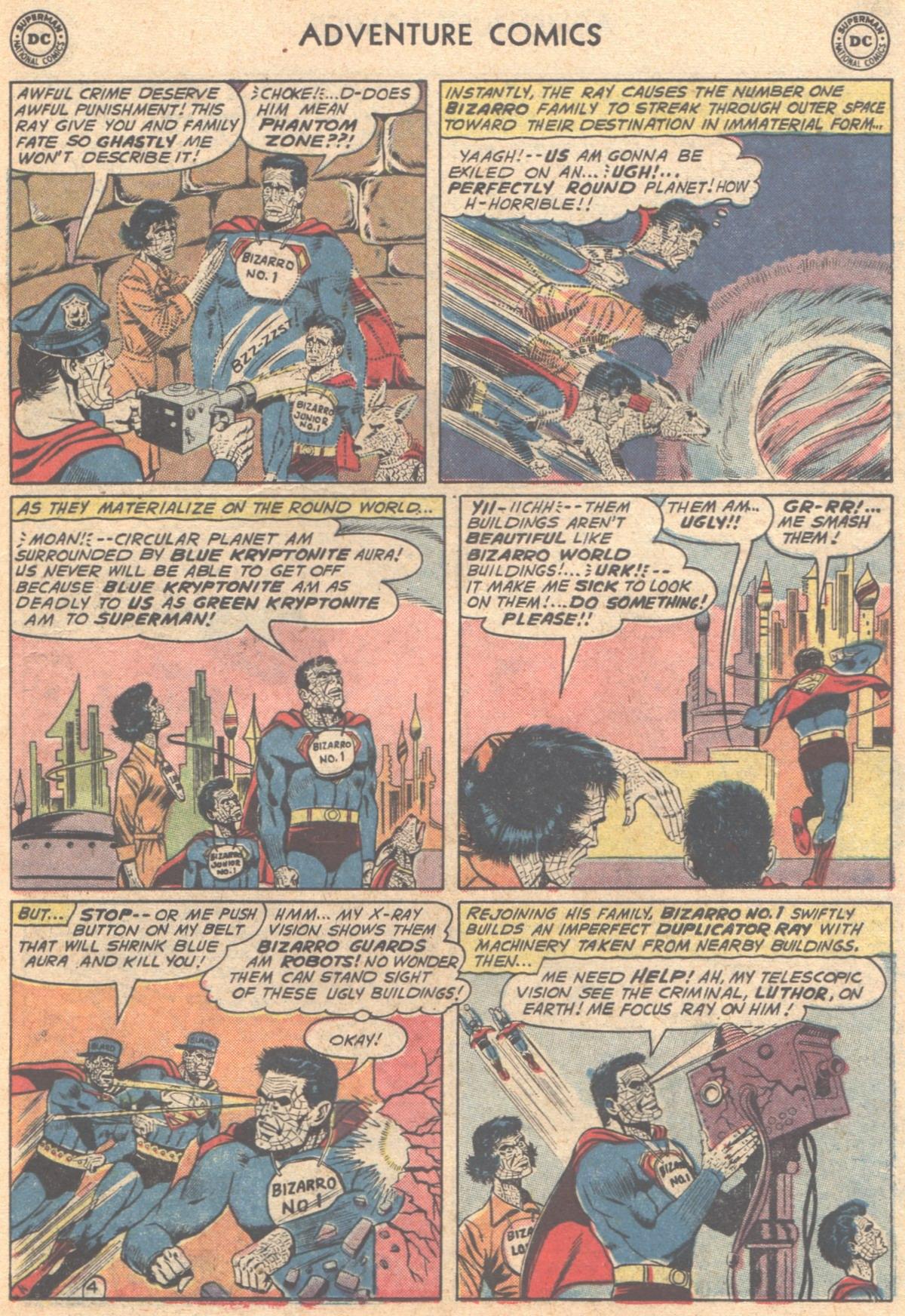 Read online Adventure Comics (1938) comic -  Issue #293 - 23