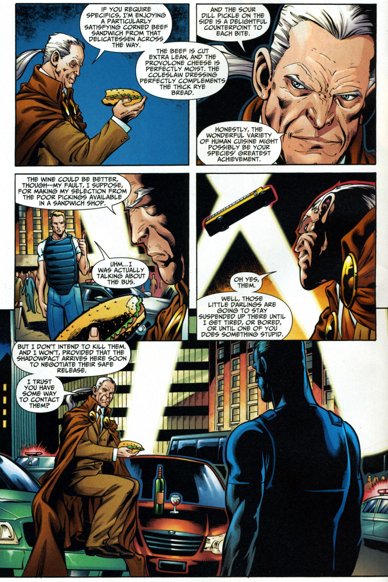 Read online Shadowpact comic -  Issue #15 - 5