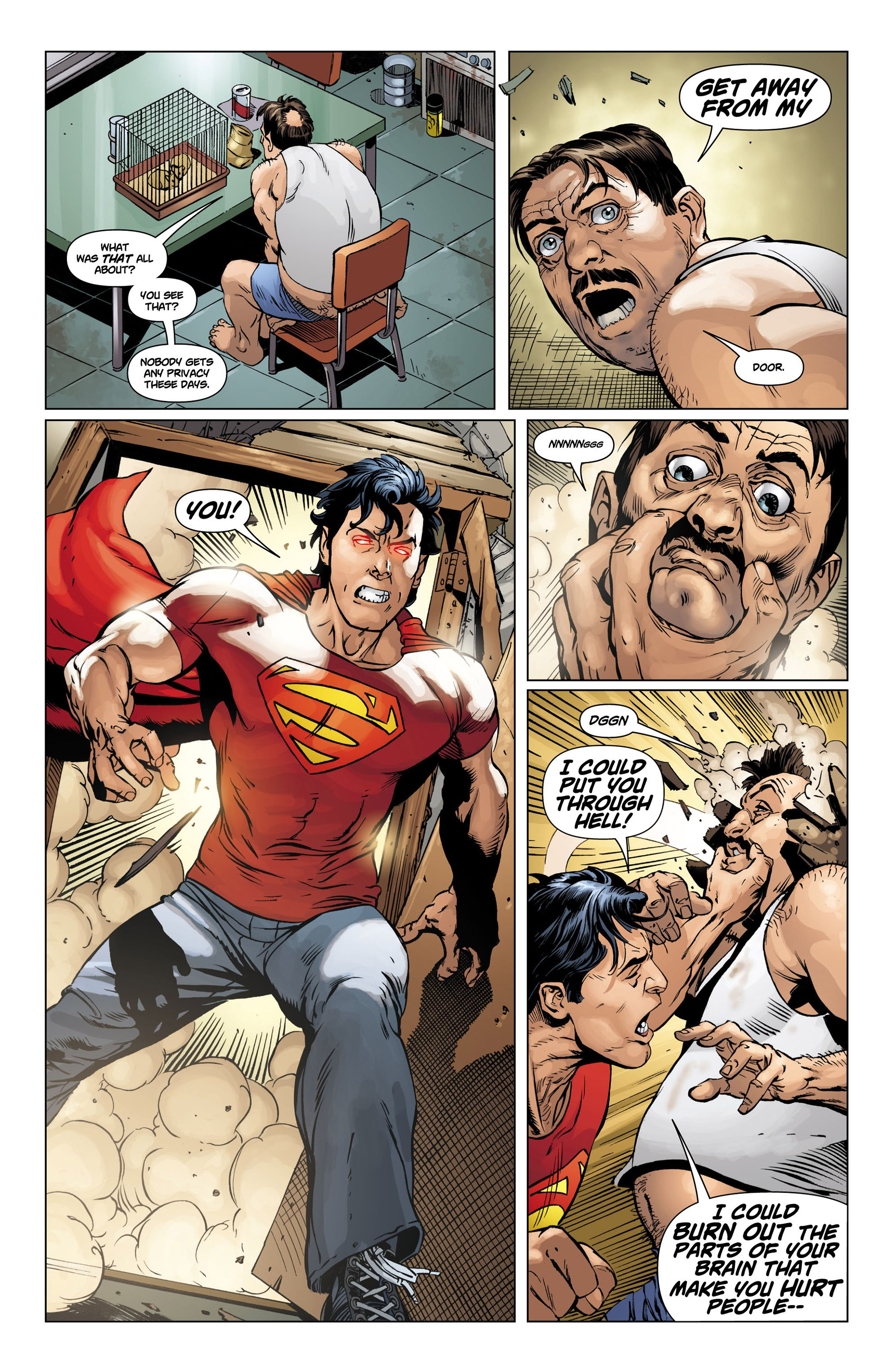 Read online Action Comics (2011) comic -  Issue #10 - 6
