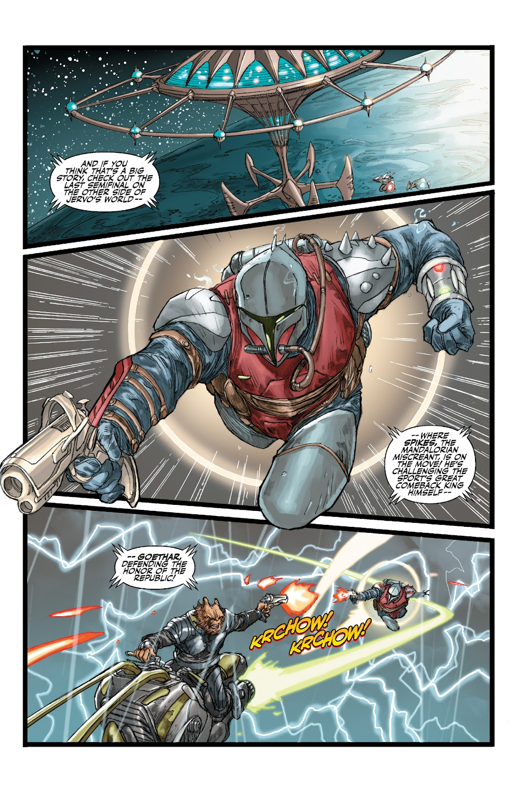 Read online Star Wars Legends: The Old Republic - Epic Collection comic -  Issue # TPB 3 (Part 1) - 58