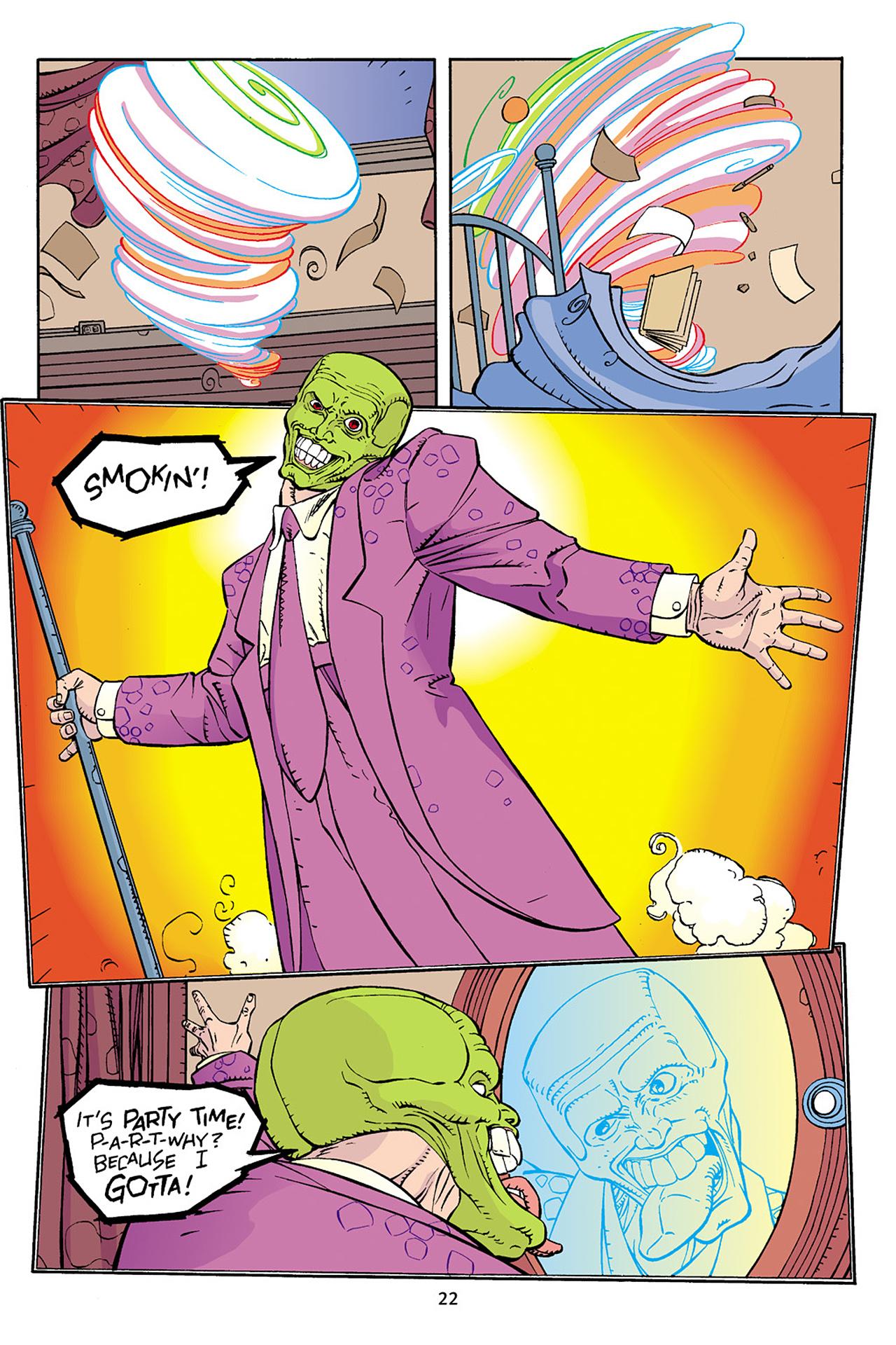 Read online Adventures Of The Mask Omnibus comic -  Issue #Adventures Of The Mask Omnibus Full - 22