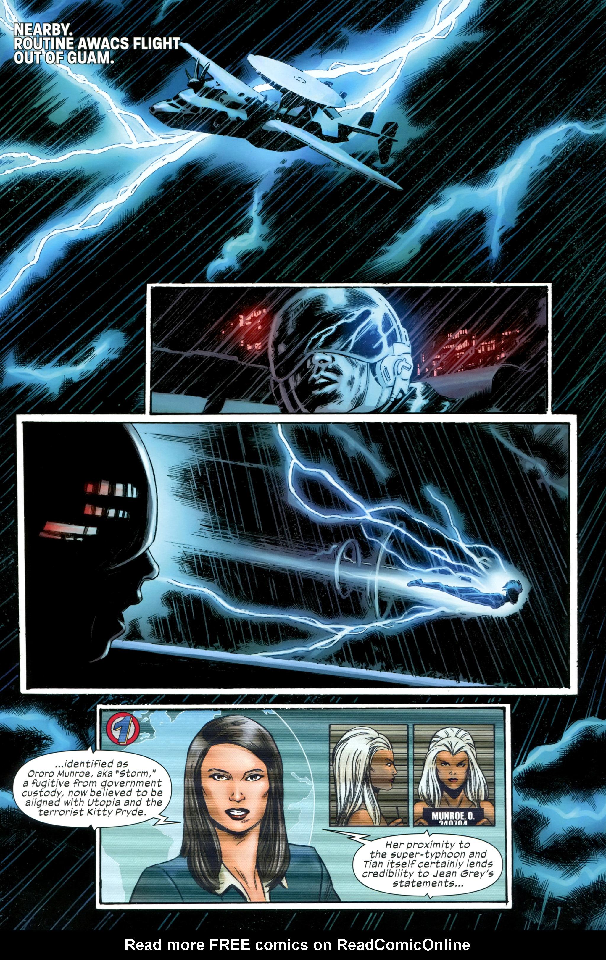 Read online Ultimate Comics X-Men comic -  Issue #31 - 4