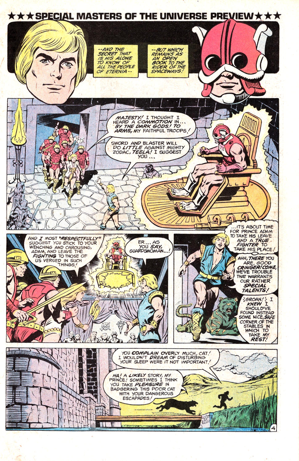 Read online All-Star Squadron comic -  Issue #15 - 22
