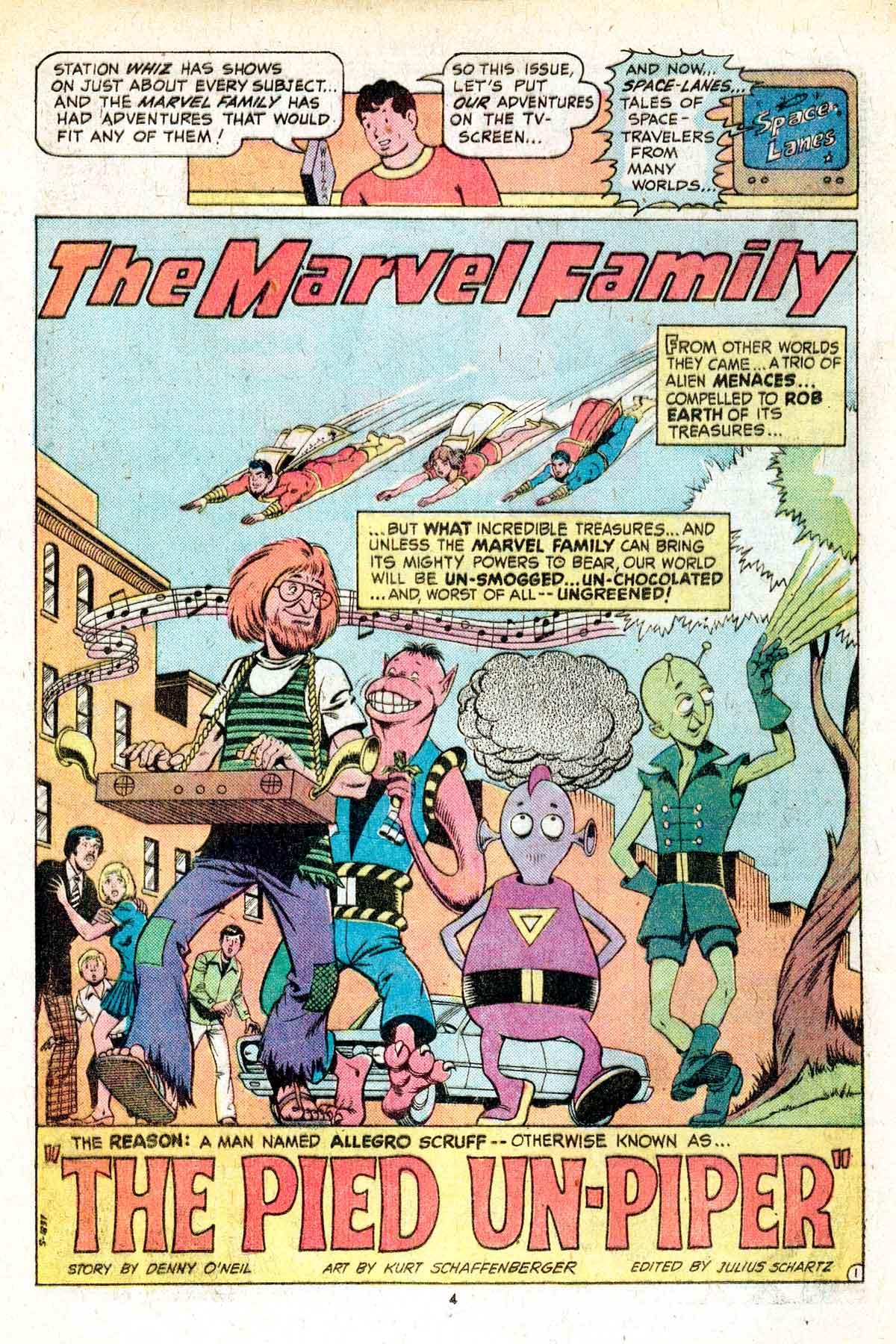 Read online Shazam! (1973) comic -  Issue #17 - 4