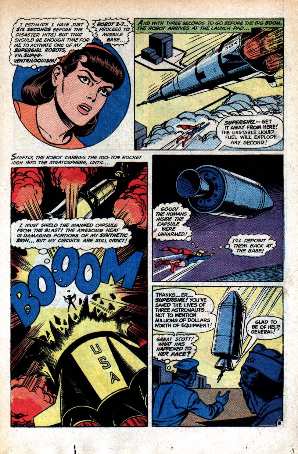 Read online Adventure Comics (1938) comic -  Issue #387 - 13