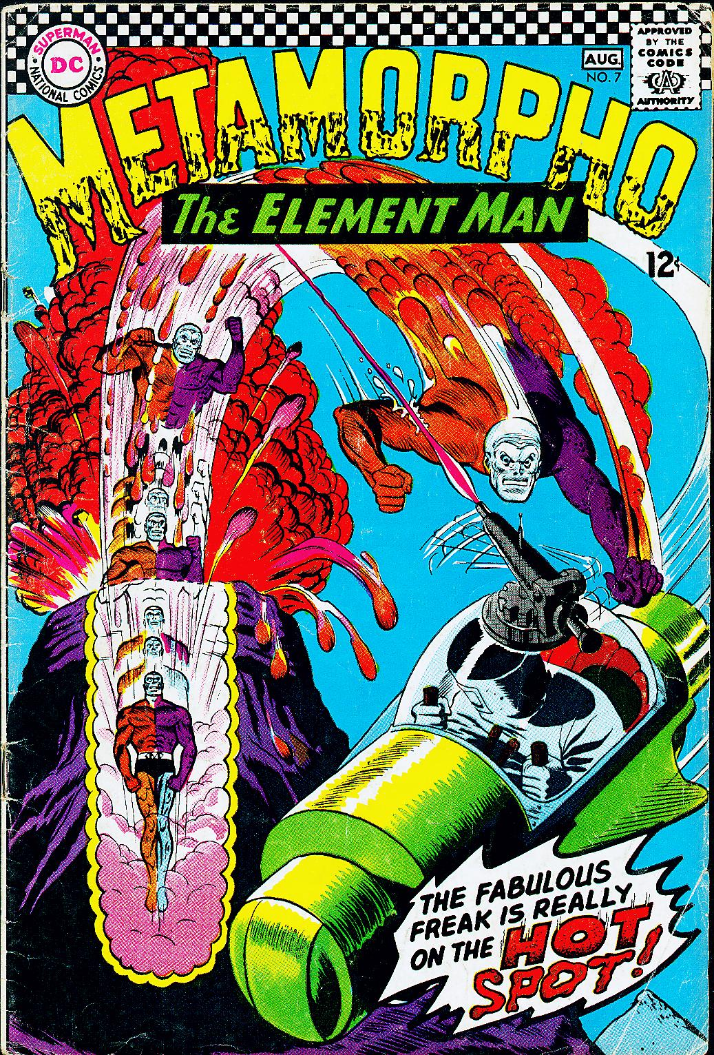 Metamorpho (1965) issue 7 - Page 1