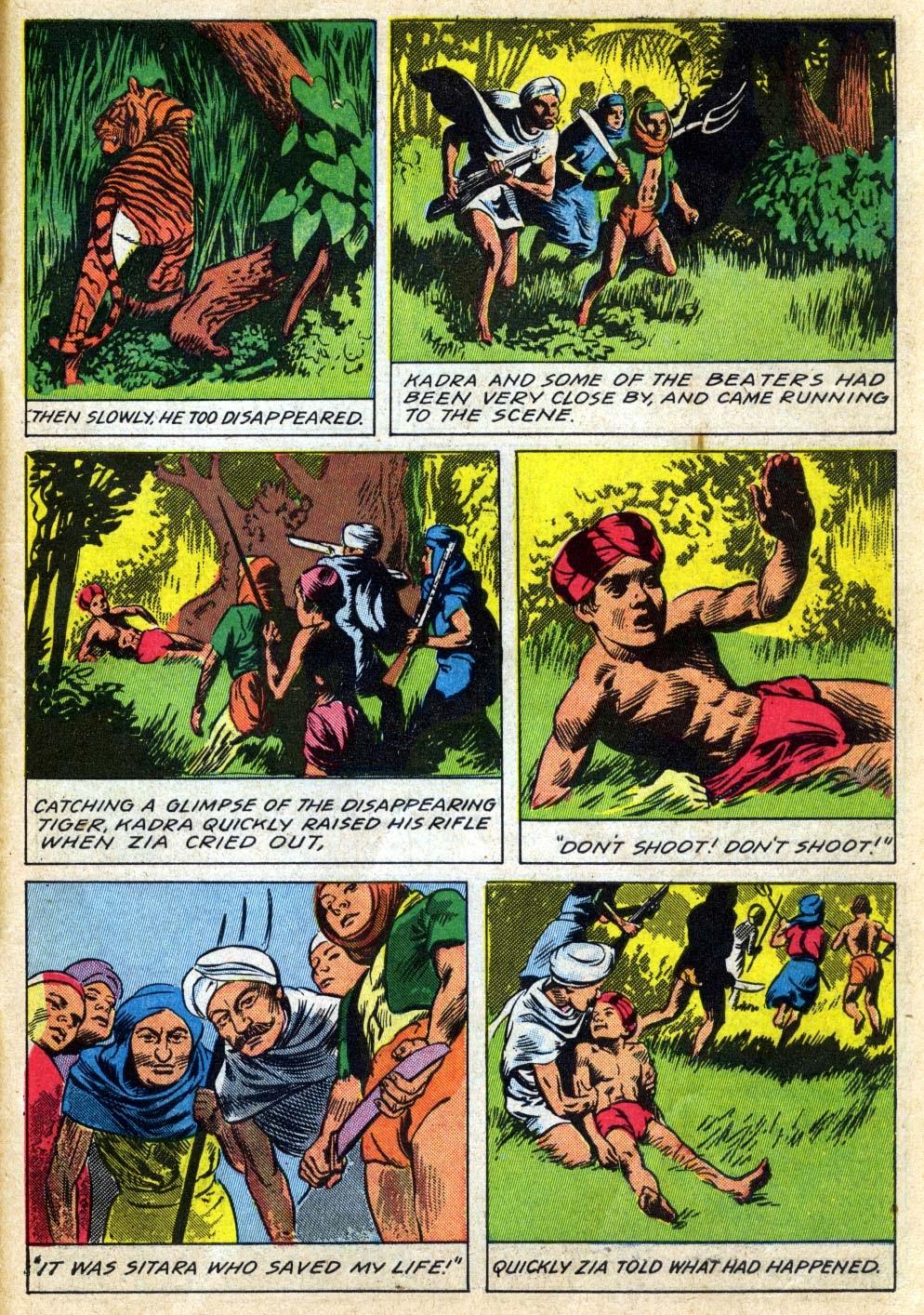 Read online Animal Comics comic -  Issue #22 - 41
