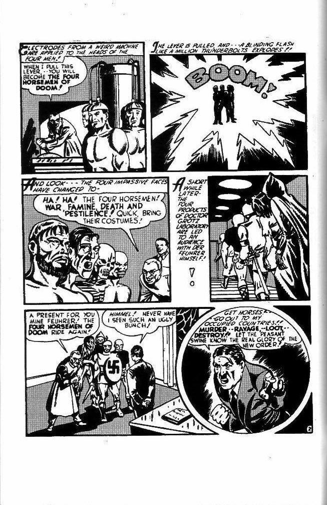 Read online Men of Mystery Comics comic -  Issue #44 - 6