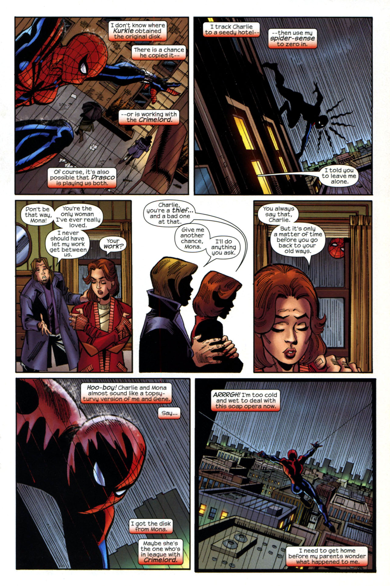 Read online Amazing Spider-Girl comic -  Issue #17 - 15