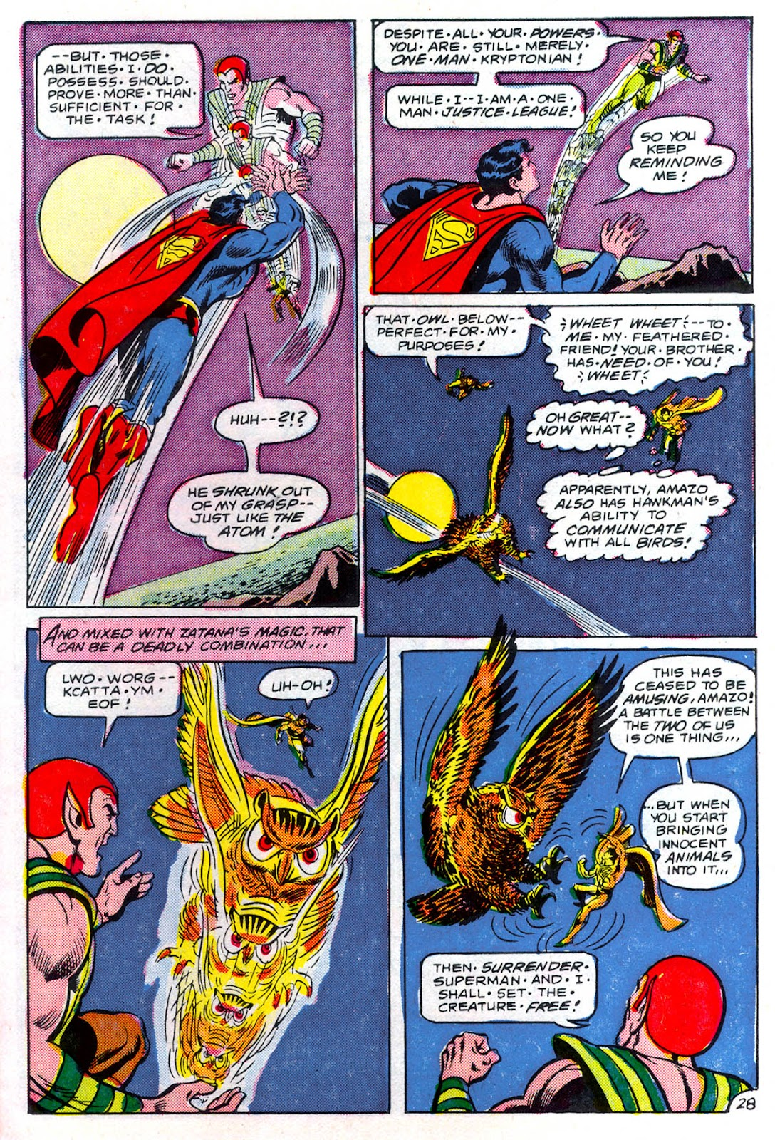 Read online Superman Special (1983) comic -  Issue #3 - 29
