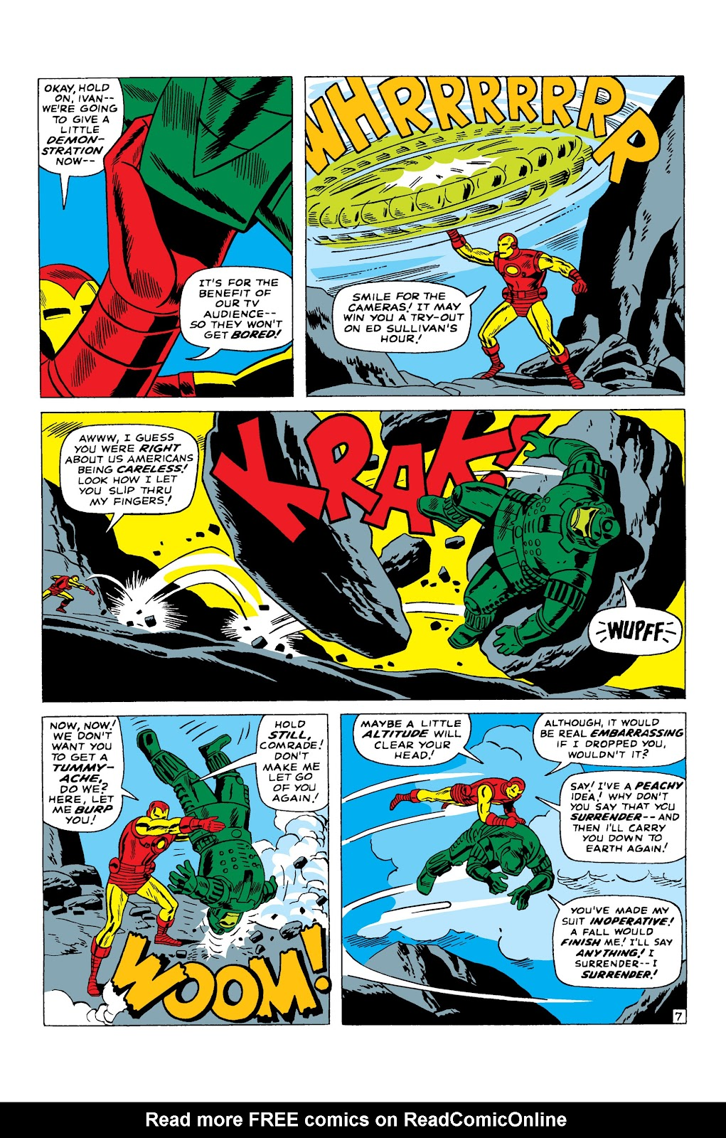 Tales of Suspense (1959) issue 71 - Page 8