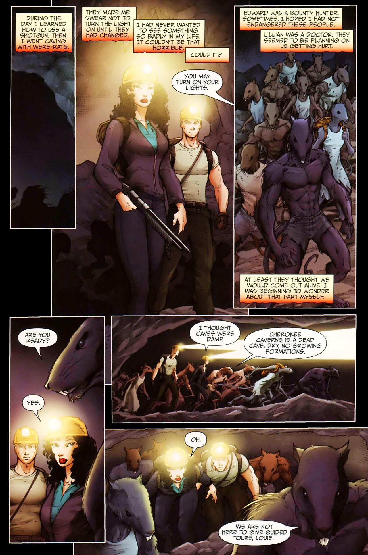 Read online Anita Blake, Vampire Hunter: Guilty Pleasures comic -  Issue #11 - 14
