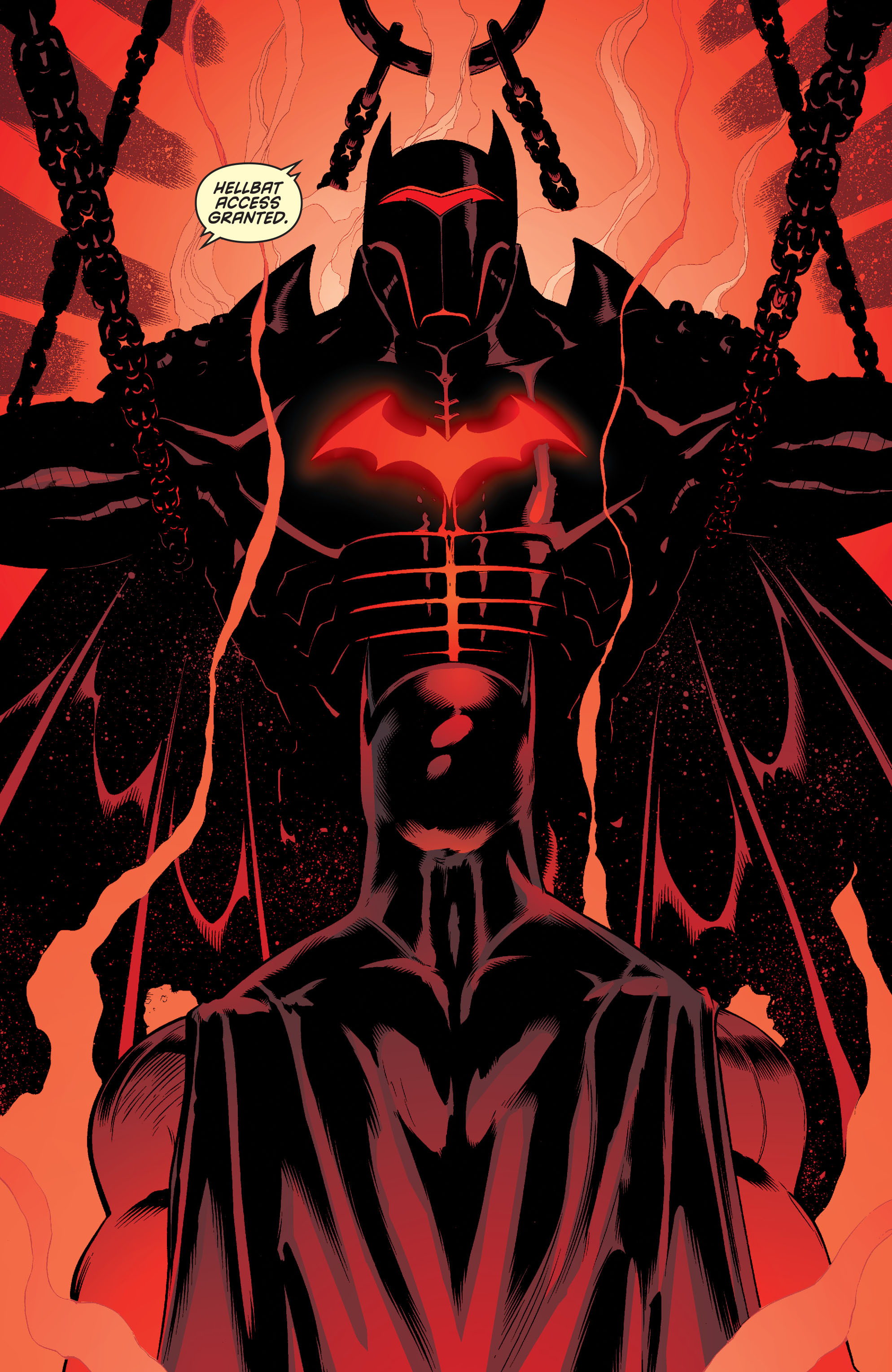 Read online Batman and Robin (2011) comic -  Issue #33 - 7