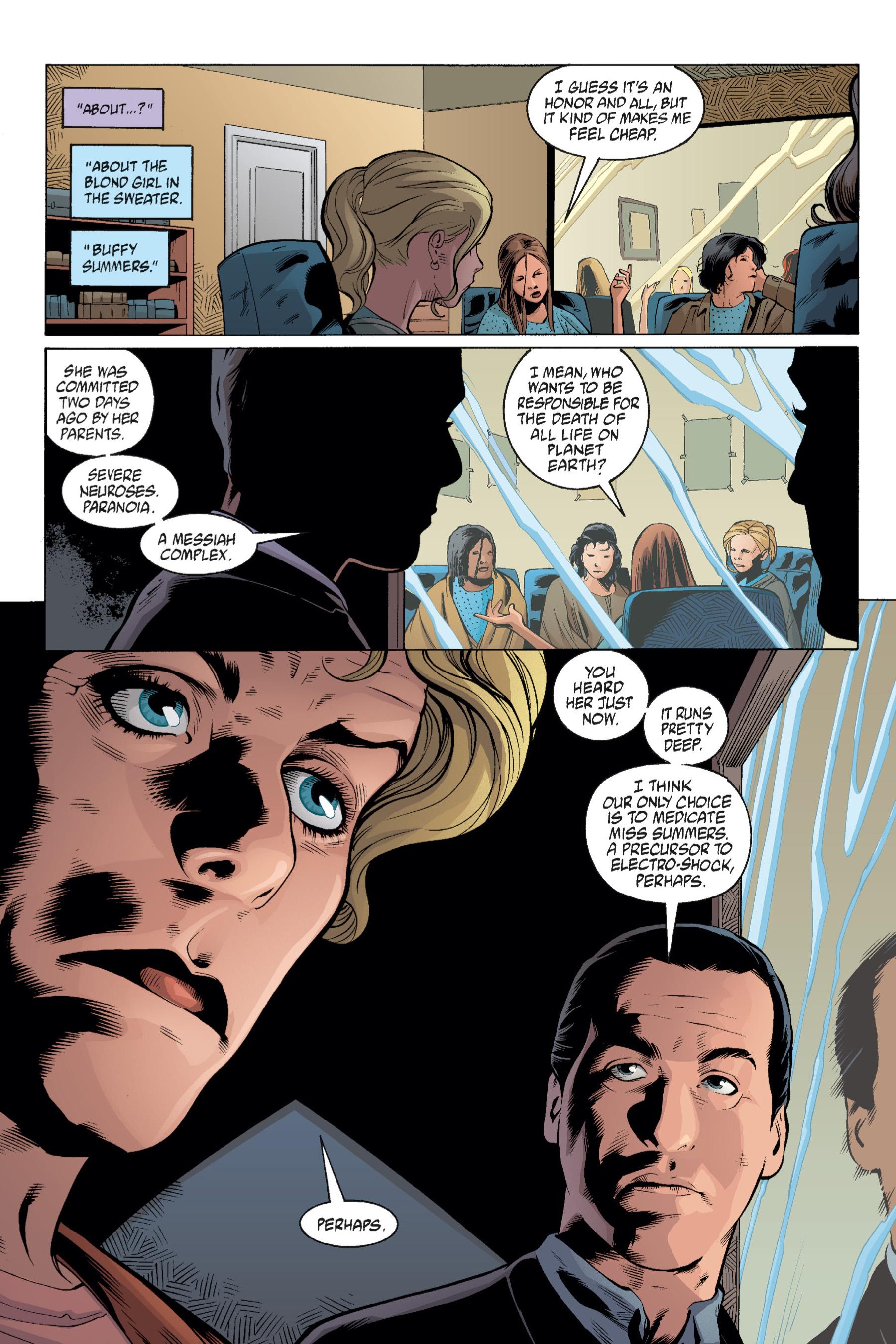 Read online Buffy the Vampire Slayer: Omnibus comic -  Issue # TPB 1 - 240