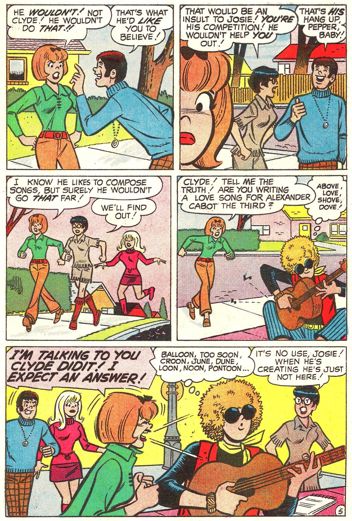 Read online She's Josie comic -  Issue #41 - 7