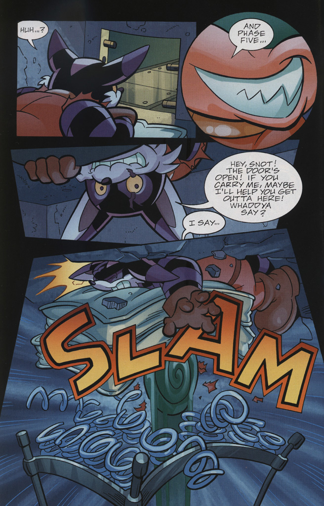 Read online Sonic Universe comic -  Issue #31 - 30