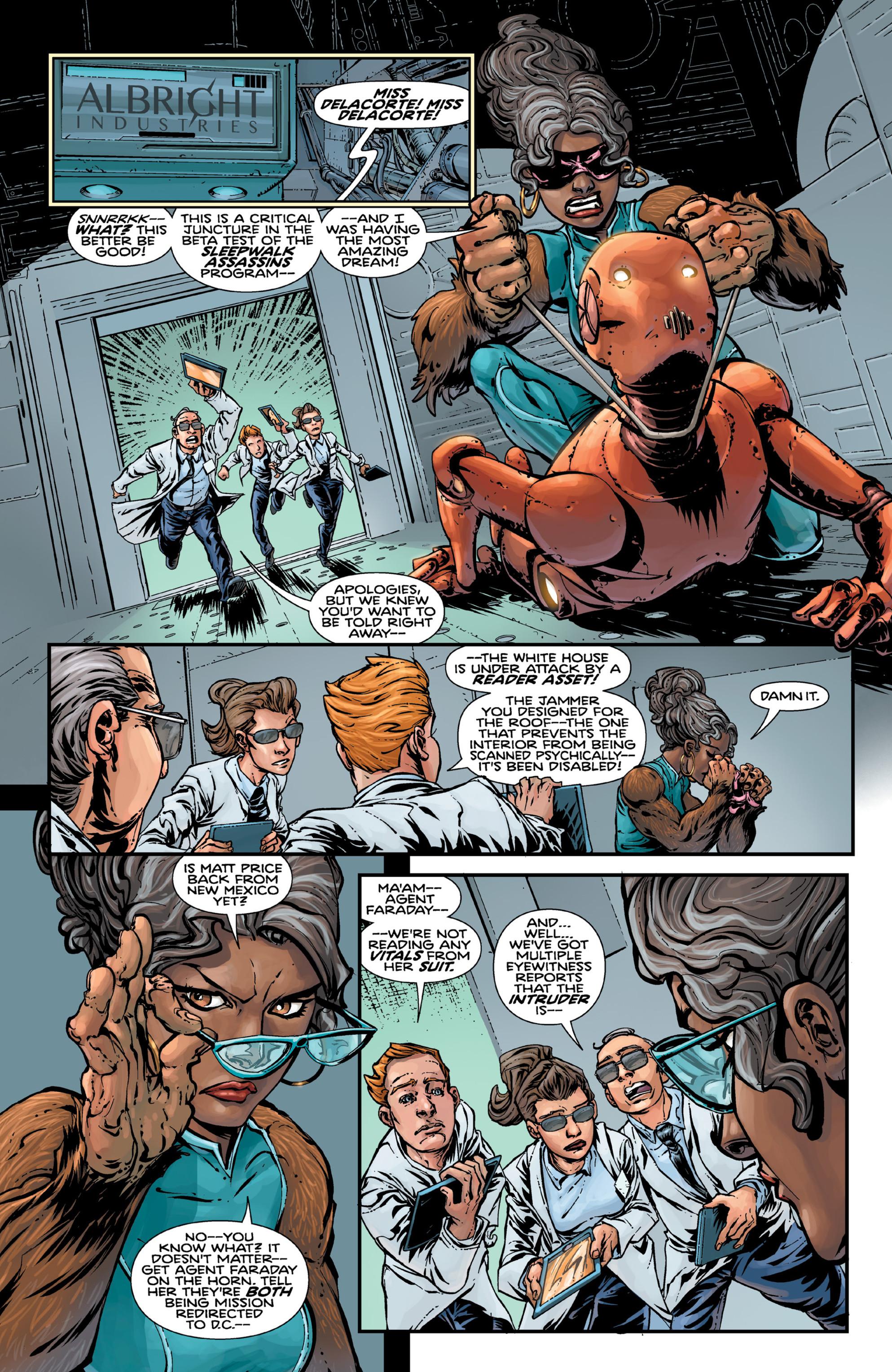 Read online Brain Boy:  The Men from G.E.S.T.A.L.T. comic -  Issue # TPB - 16