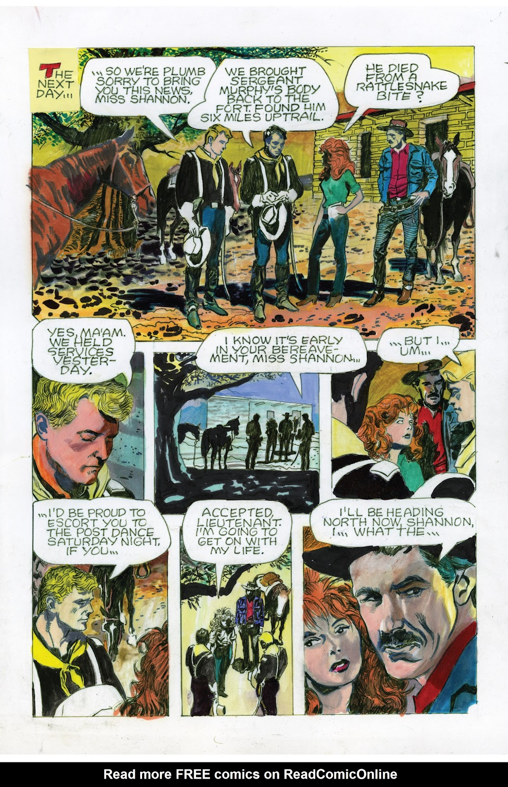 Read online Doug Wildey's Rio: The Complete Saga comic -  Issue # TPB (Part 3) - 71
