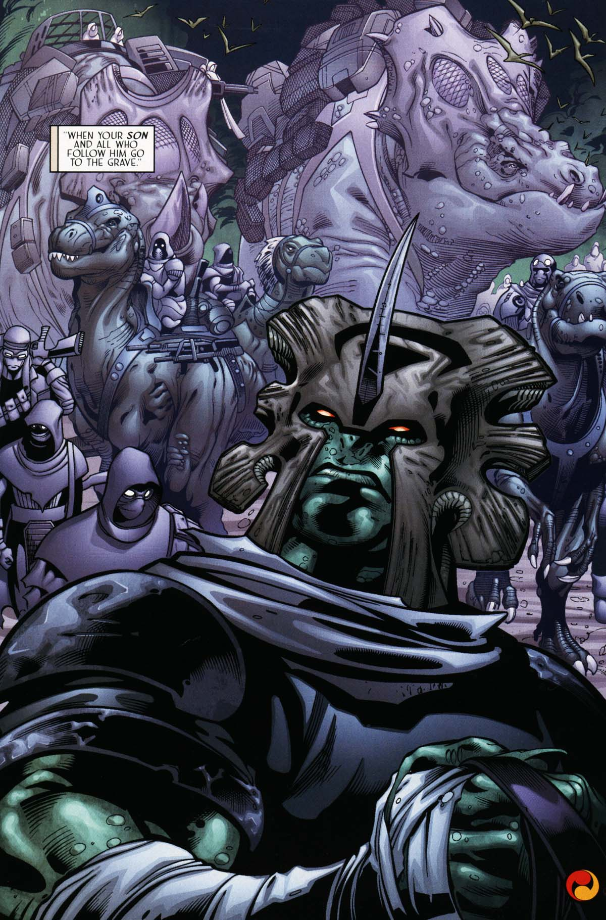 Read online Sigil (2000) comic -  Issue #25 - 32