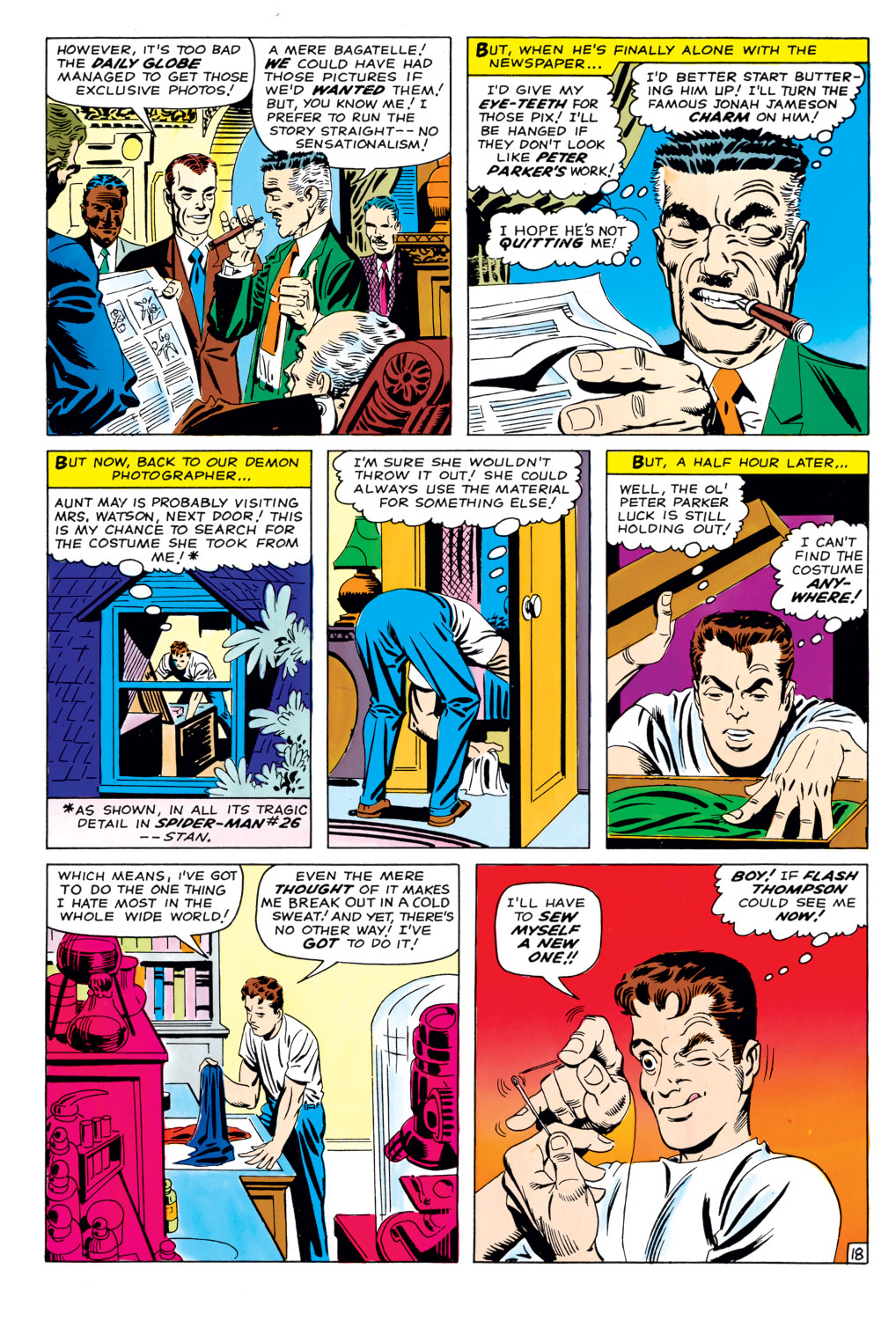 The Amazing Spider-Man (1963) 27 Page 18