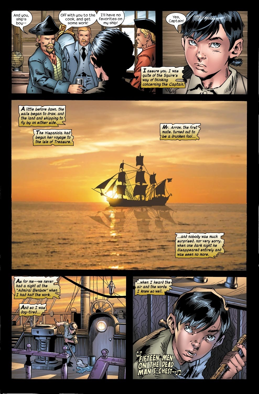 Read online Treasure Island comic -  Issue #2 - 18