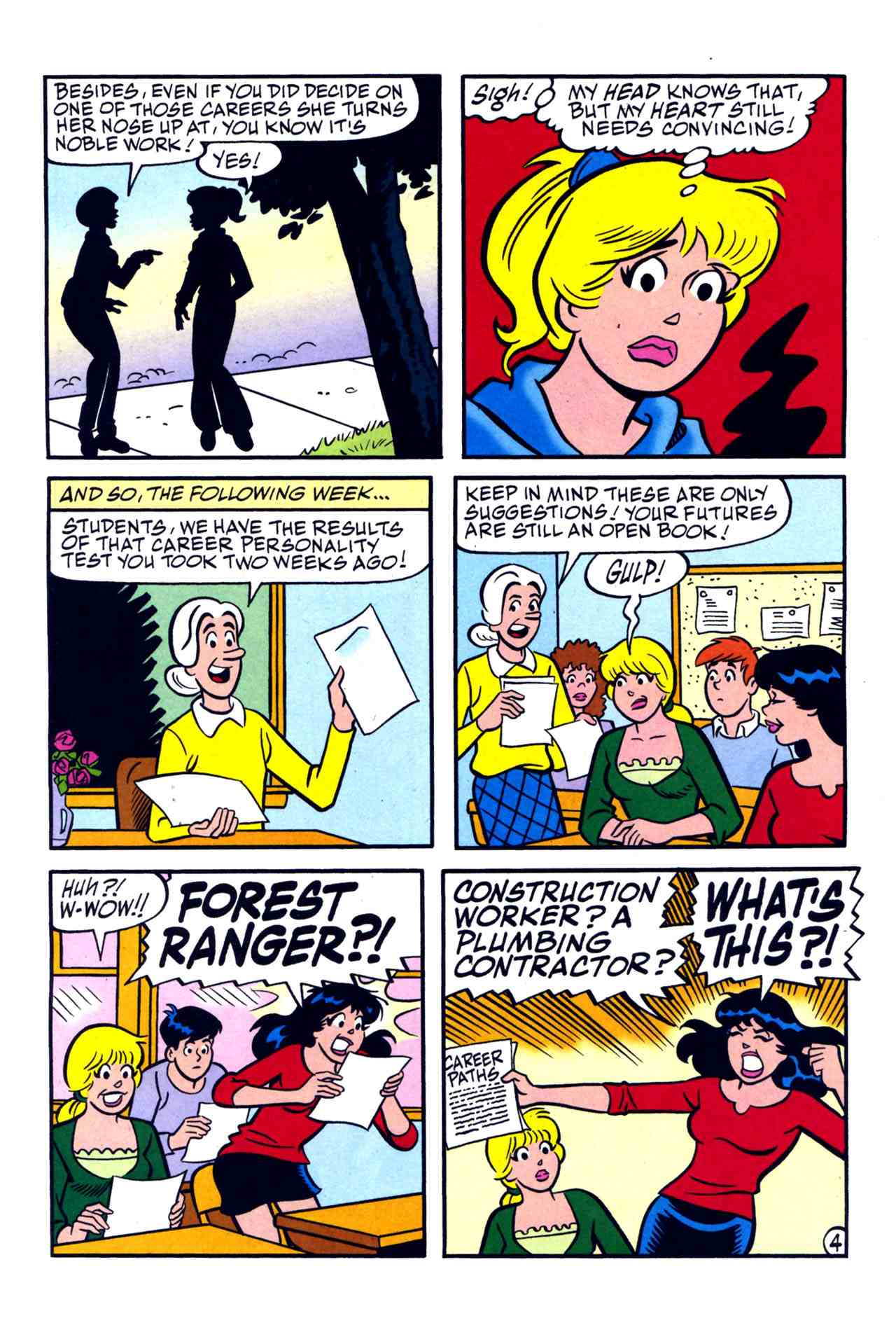 Read online Archie's Girls Betty and Veronica comic -  Issue #230 - 11