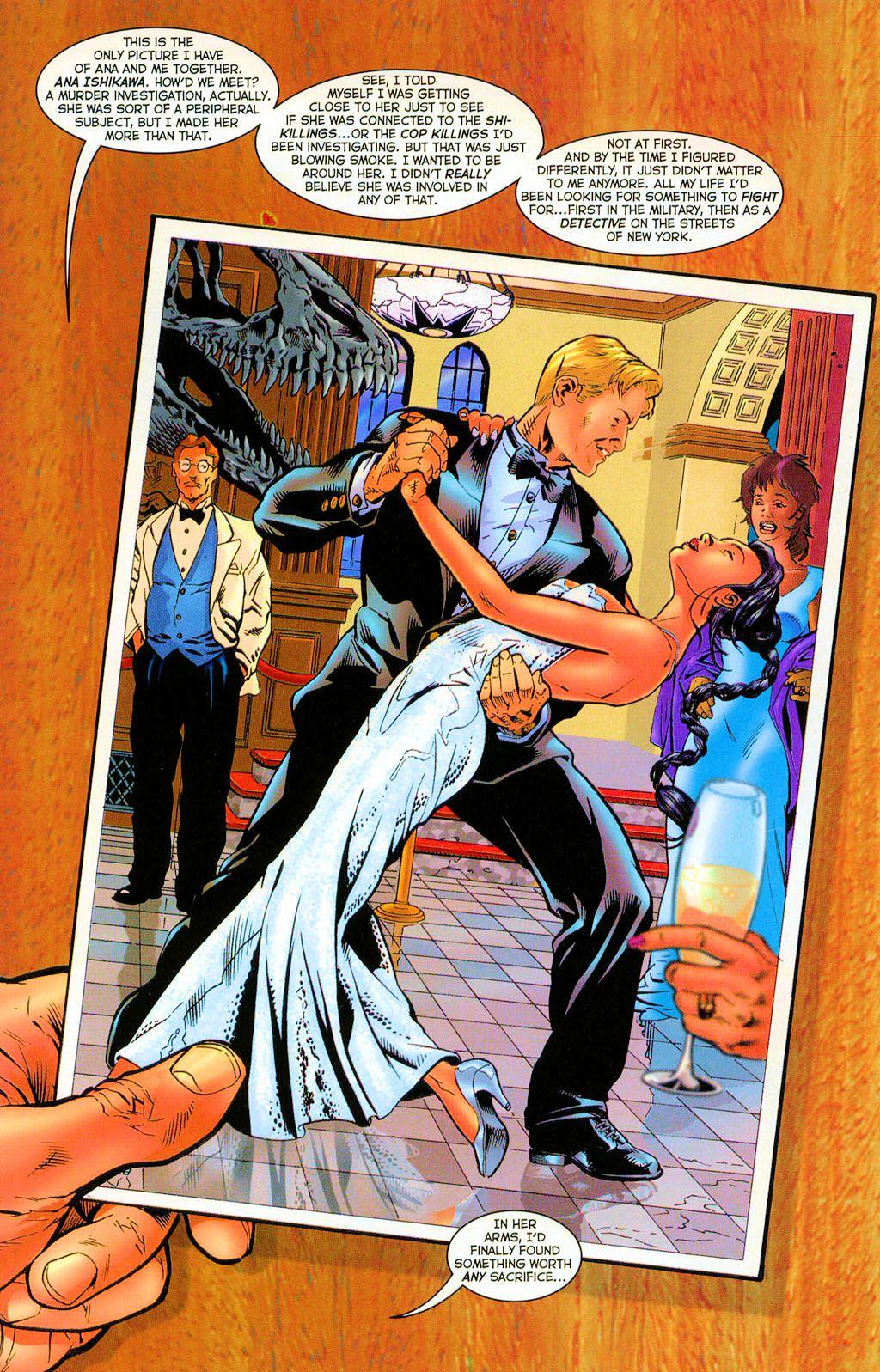 Read online Shi: Rekishi comic -  Issue #2 - 3